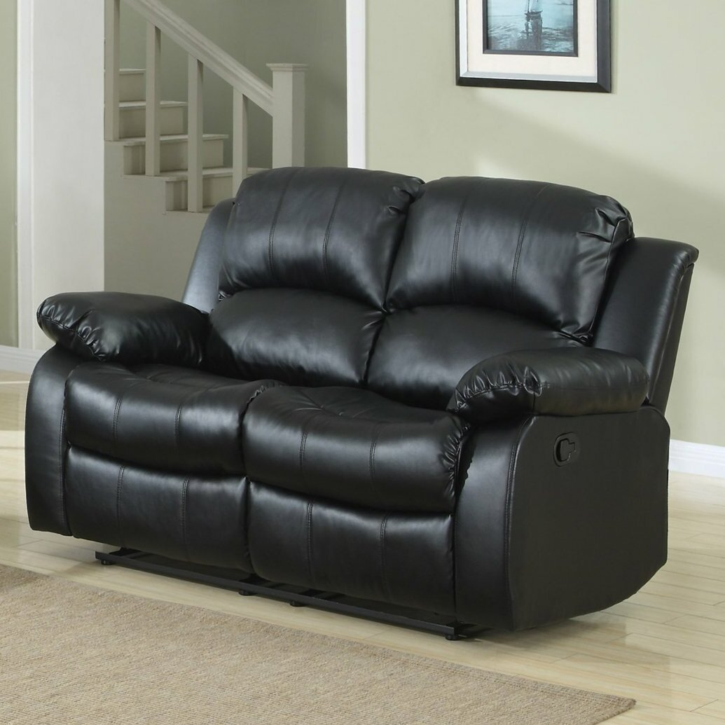 Madison Home USA 2 Seater Leather Recliner. Madison Home USA 2 Seater Leather Recliner   Reviews   Wayfair