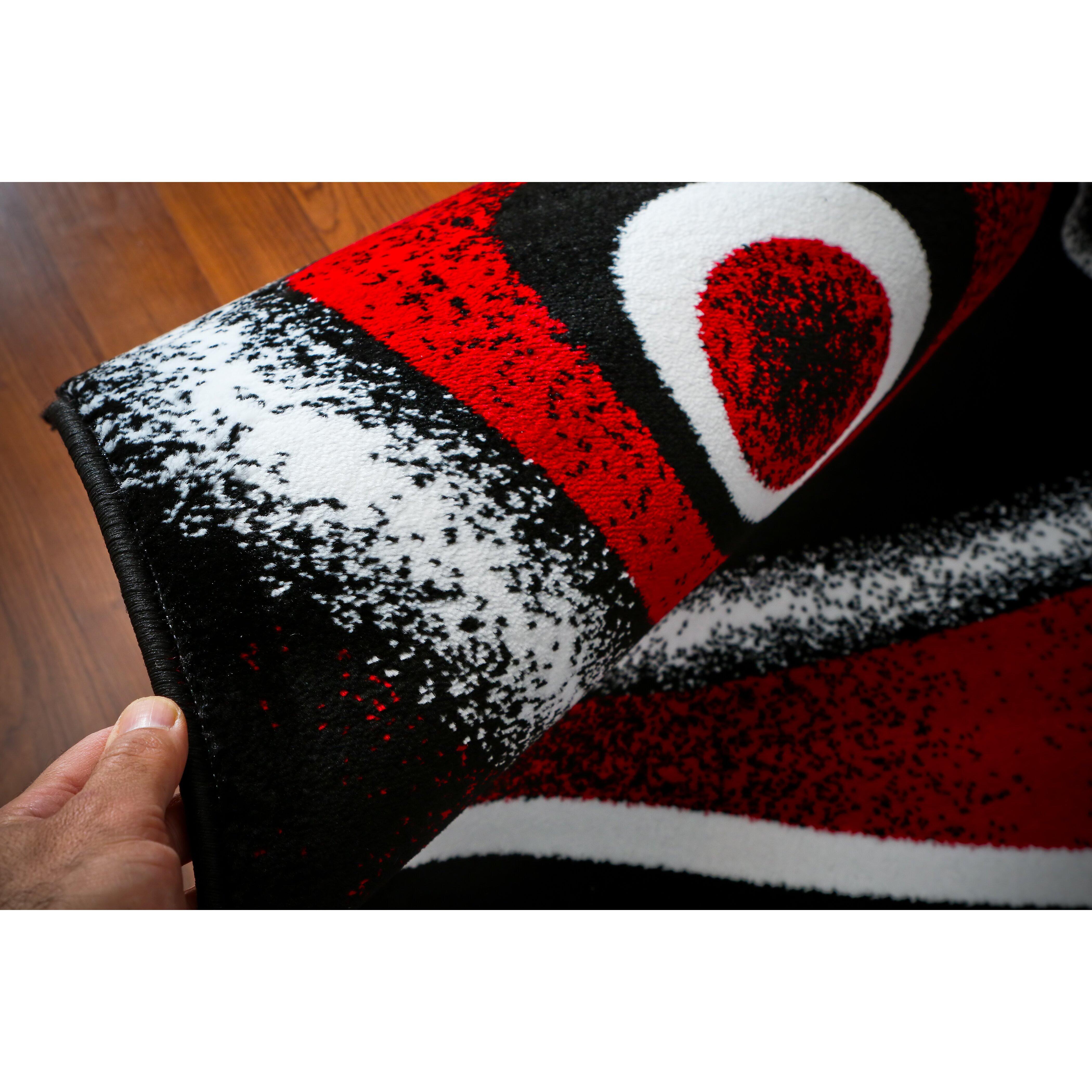 ^ Persian-rugs bstract ed rea ug & eviews Wayfair