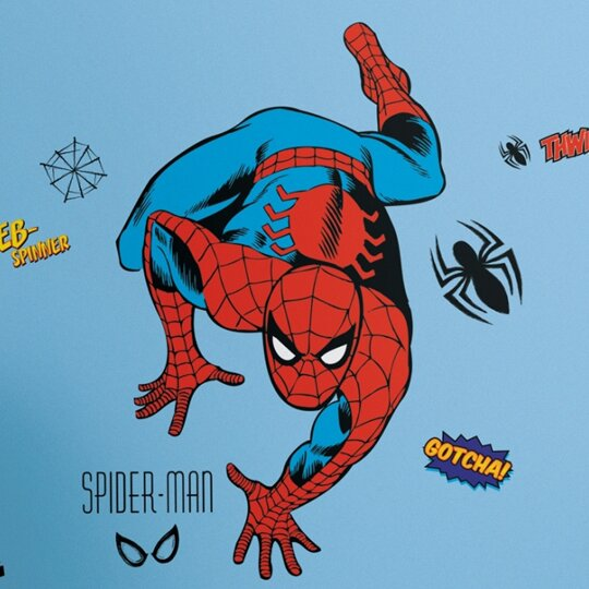 Wallhogs Marvel Comics Spiderman Classic Wall Decal