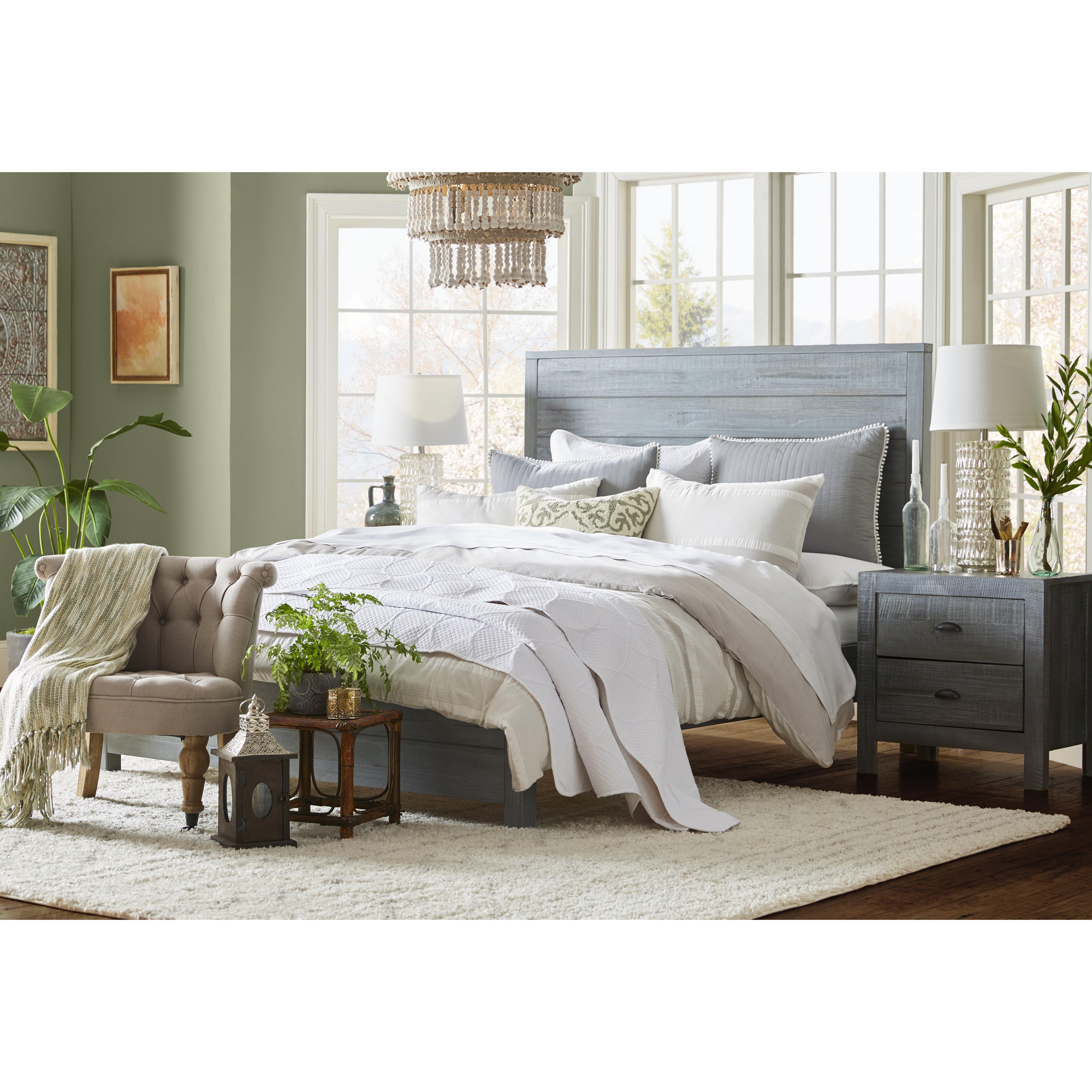 Grain Wood Furniture Montauk Platform Bed Amp Reviews Wayfair