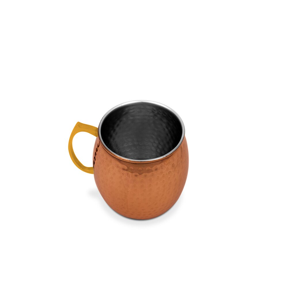 Imperial Home Decor Group Wallpaper Imperial Home Moscow 16 Oz Mule Mug Reviews Wayfair