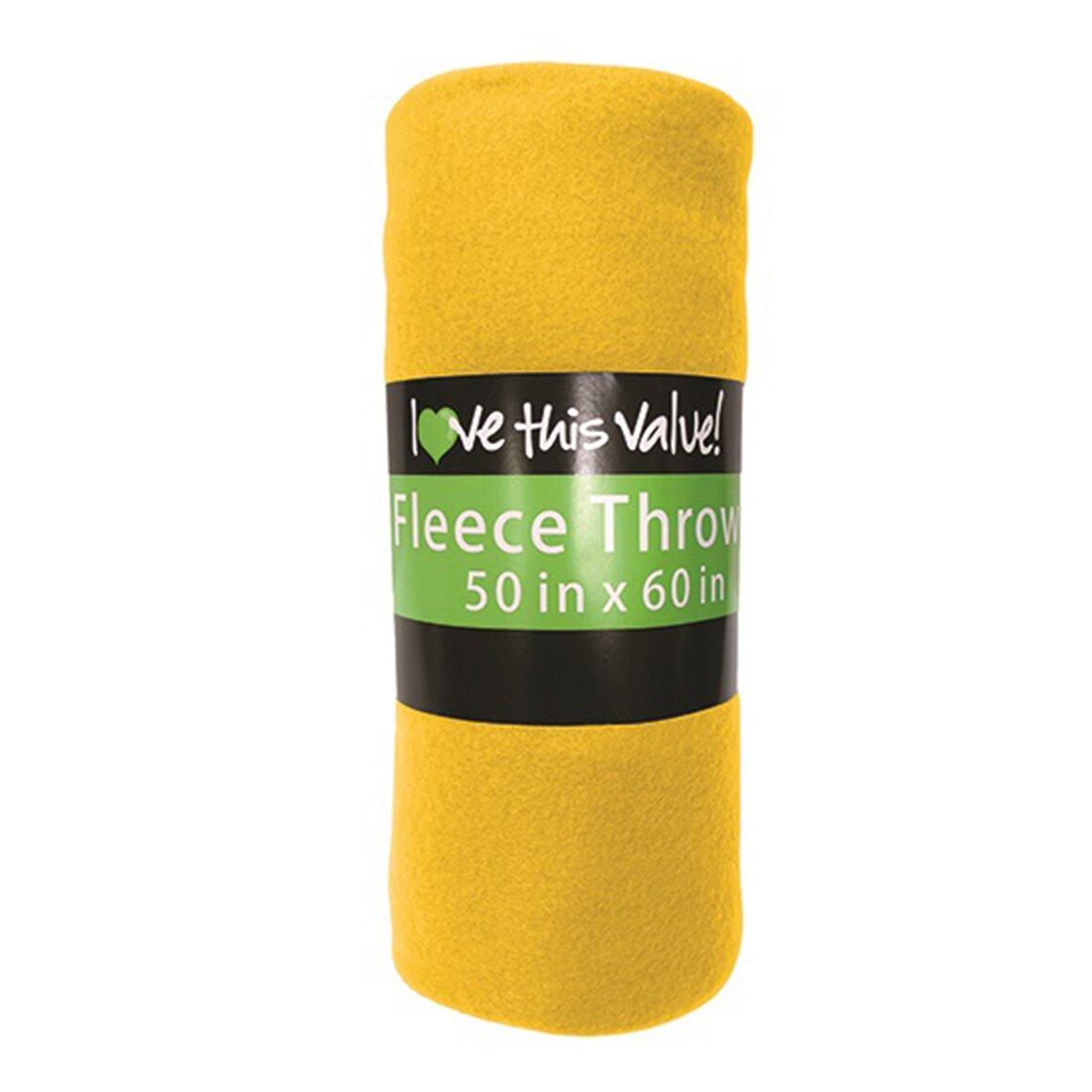 Imperial Home Decor Group Wallpaper Imperial Home Soft Cozy Fleece Throw Blanket Reviews Wayfair