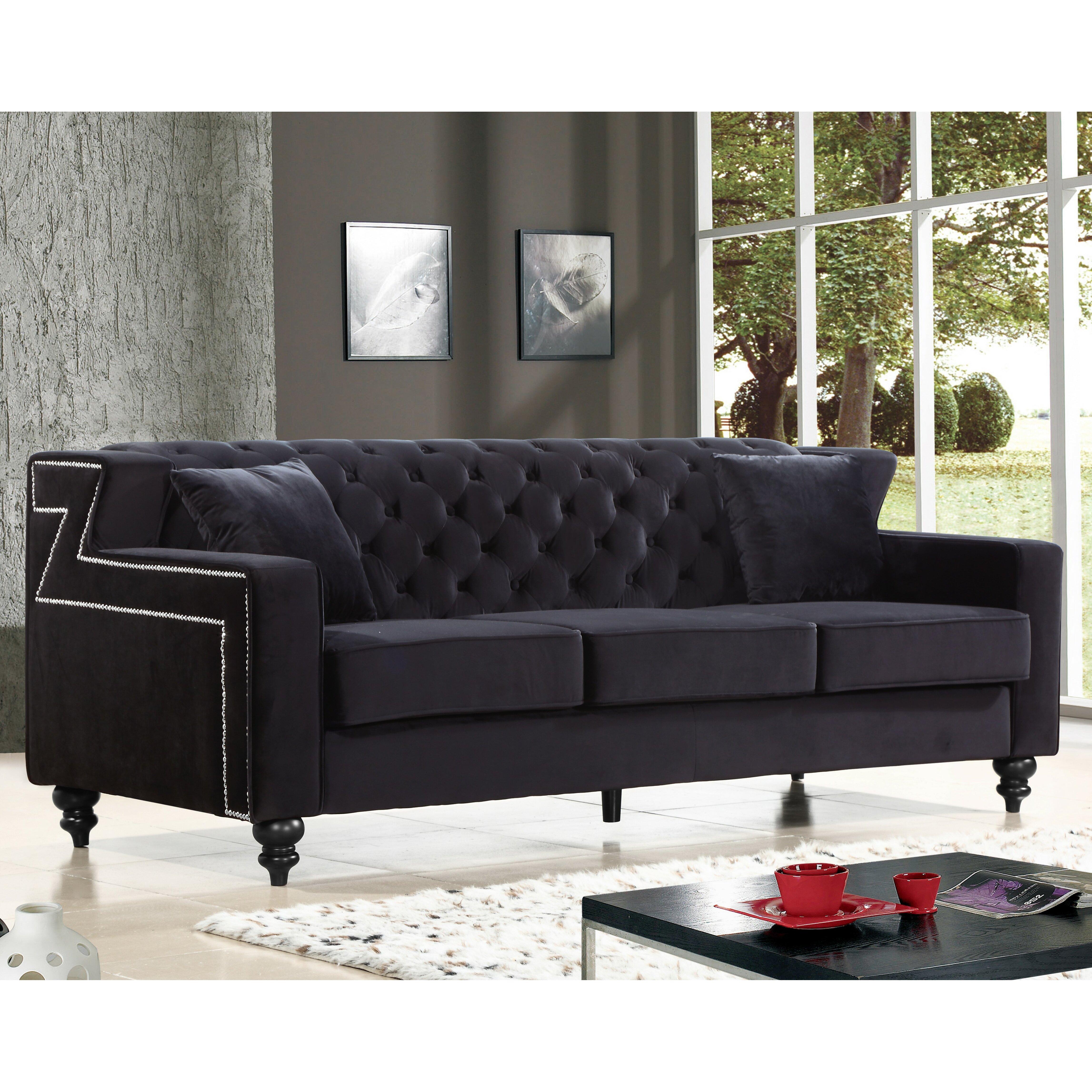 Meridian furniture usa harley sofa reviews for Divan furniture usa