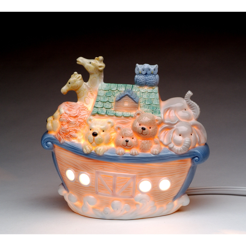 Night lights nursery - Noah S Ark Night Light