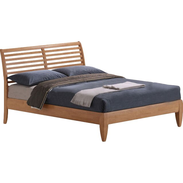 haani renata double bed frame reviews wayfair co uk