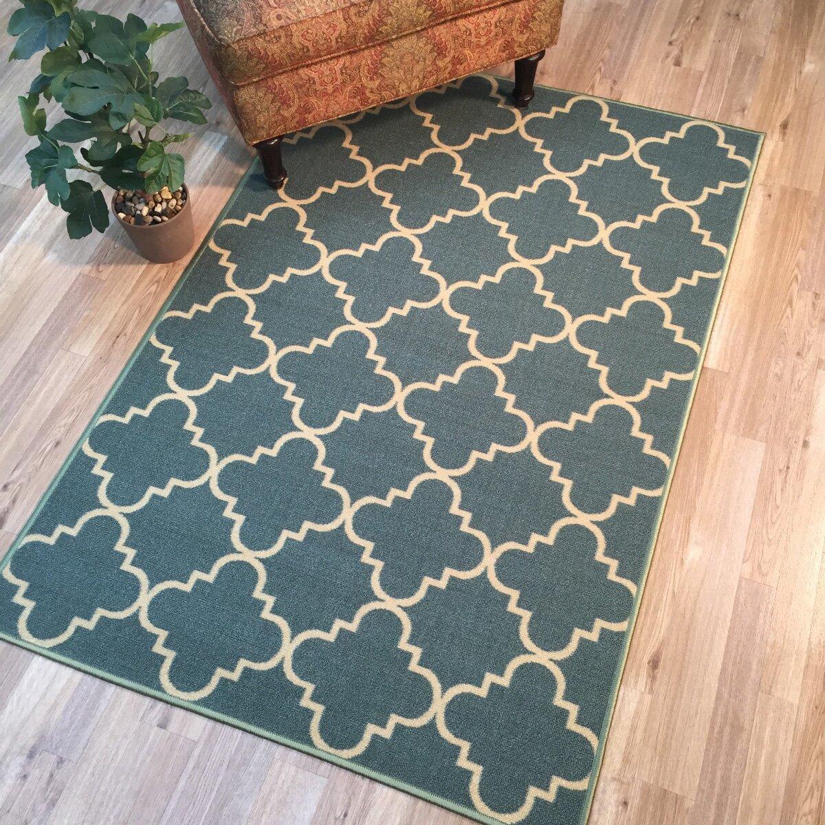 Rugnur Hammam Moroccan Trellis Doormat & Reviews