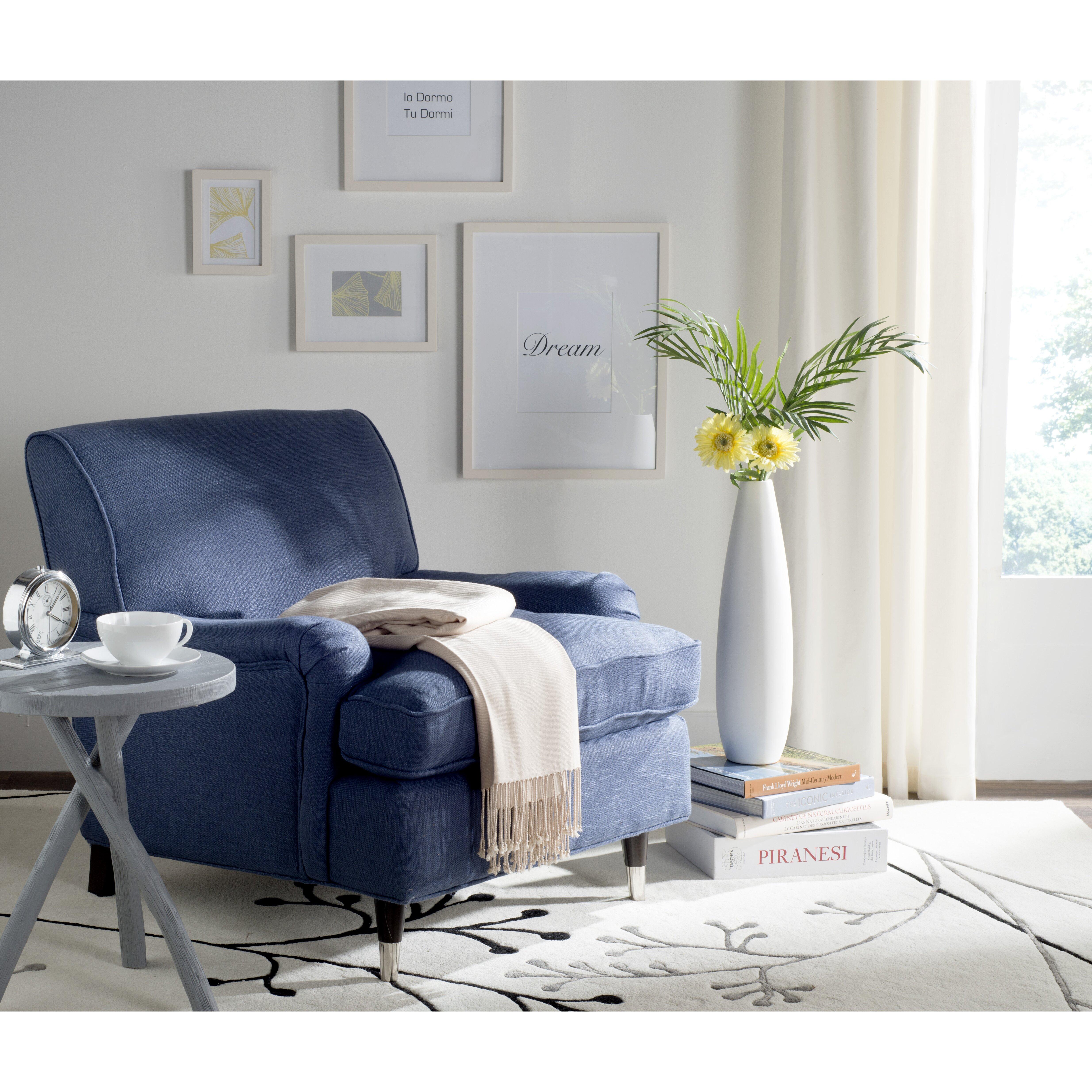 Living Room Club Chairs Darby Home Co Chloe Arm Chair Reviews Wayfair