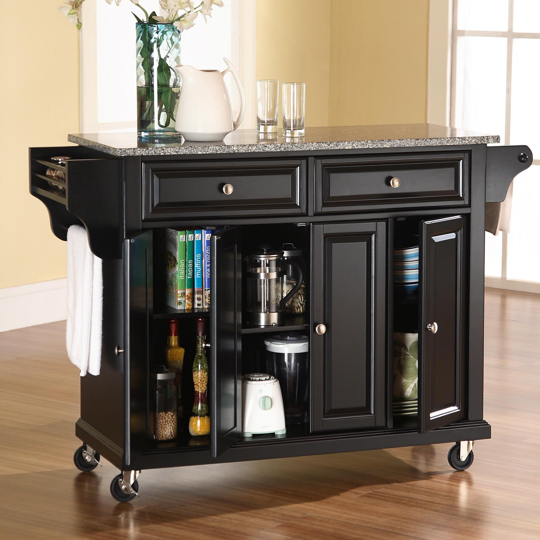 kitchen cart island home design and decorating