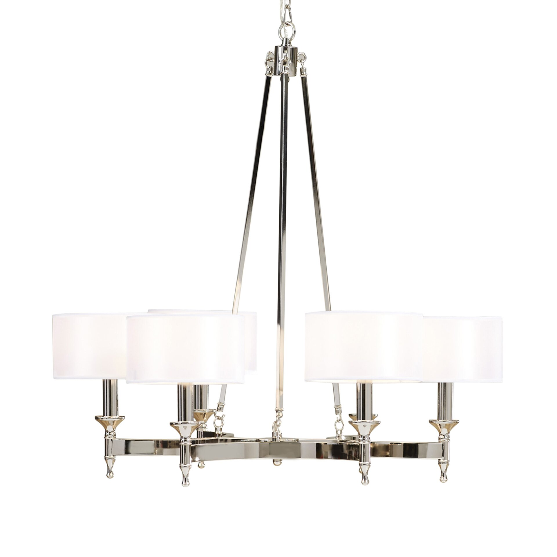 Darby Home Co Watson 6 Light Drum Chandelier Amp Reviews