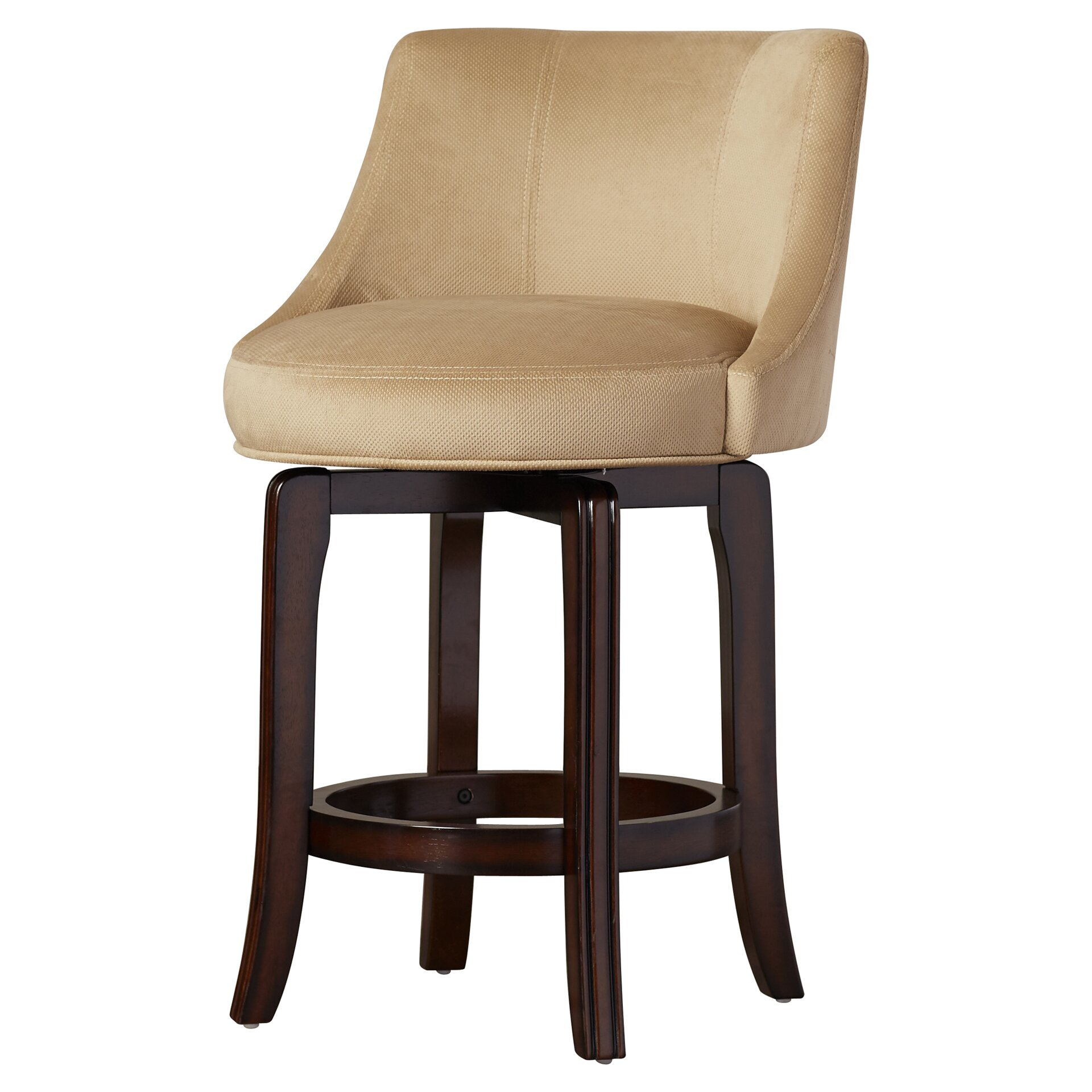 Darby Home Co Grandwood 25 25 Quot Swivel Bar Stool Amp Reviews