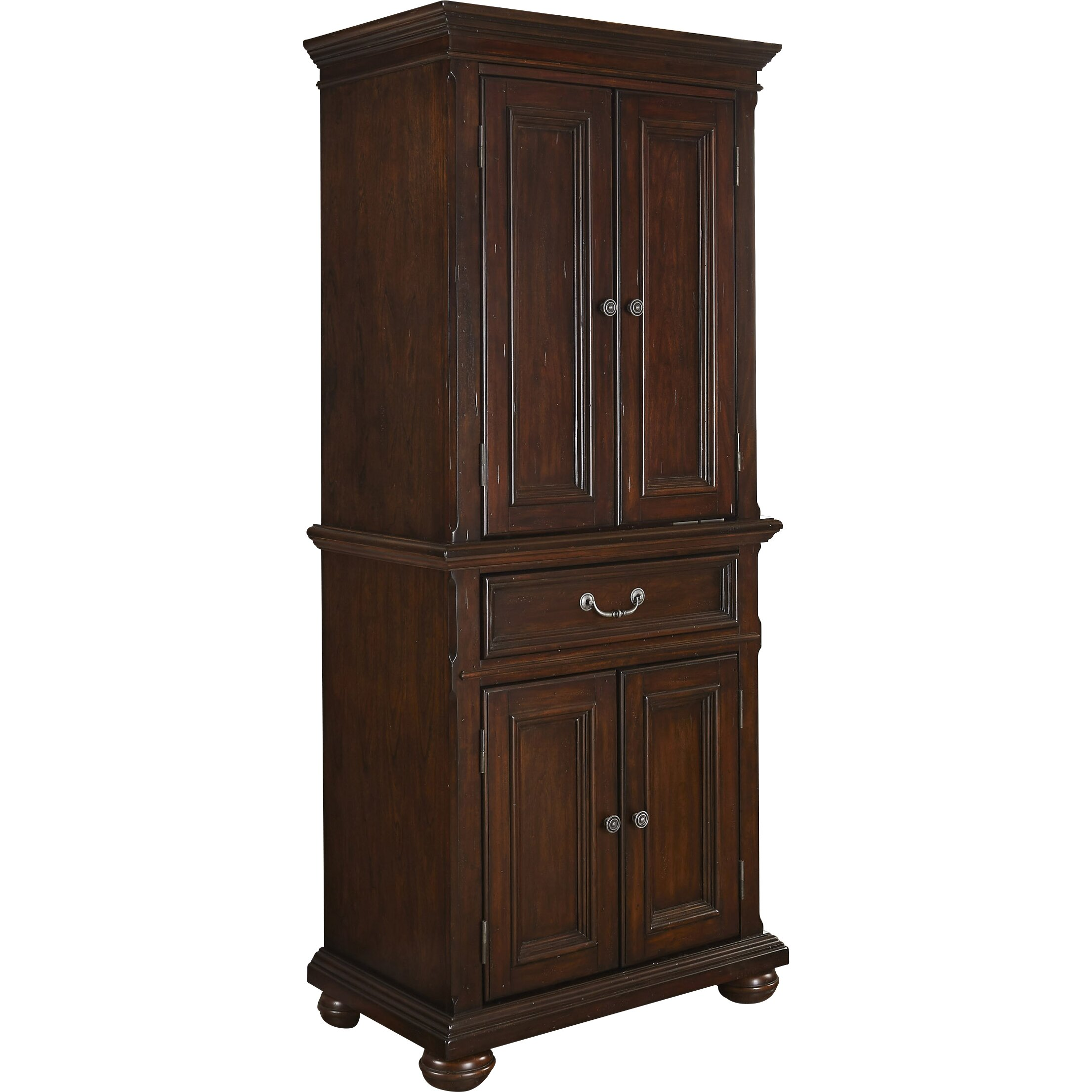Furniture Kitchen Pantry Darby Home Co Givens Kitchen Pantry Reviews Wayfair