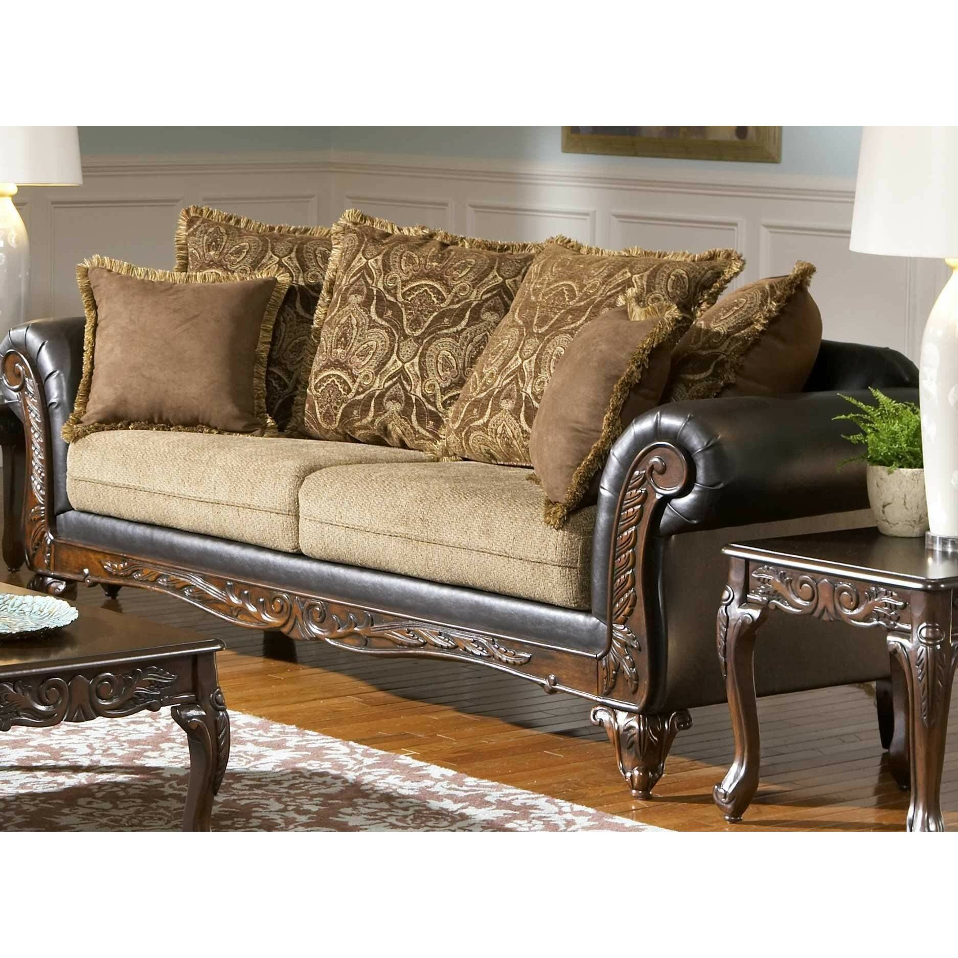 Serta Living Room Furniture Alcott Hill Serta Upholstery Darcy Sofa Reviews Wayfair