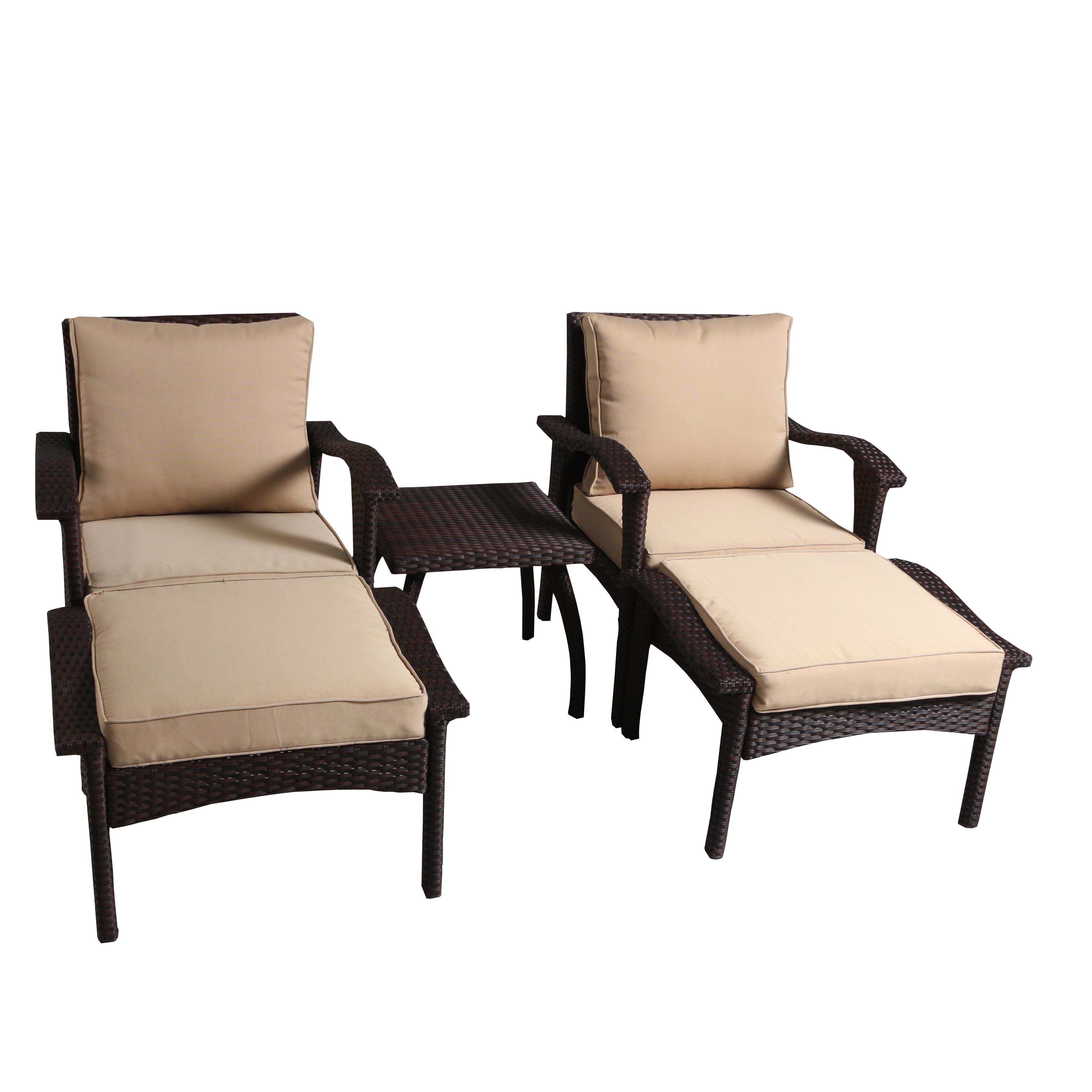 ... 5 Piece Terrison Patio Seating Group; 5 Simple Methods For Teak Garden Furniture  Birmingham Revealed ...