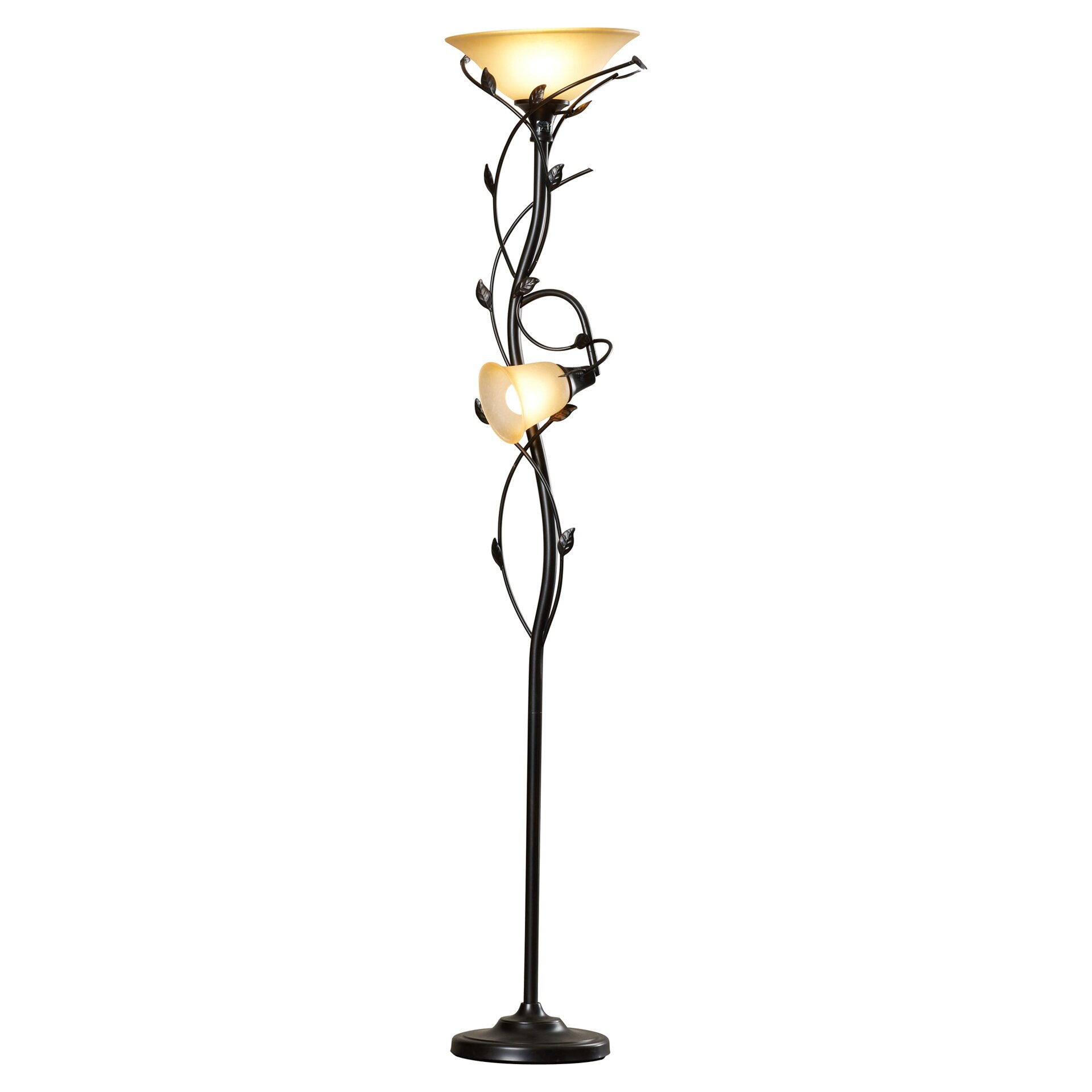 lighting lamps traditional floor lamps alcott hill sku alct5225. Black Bedroom Furniture Sets. Home Design Ideas