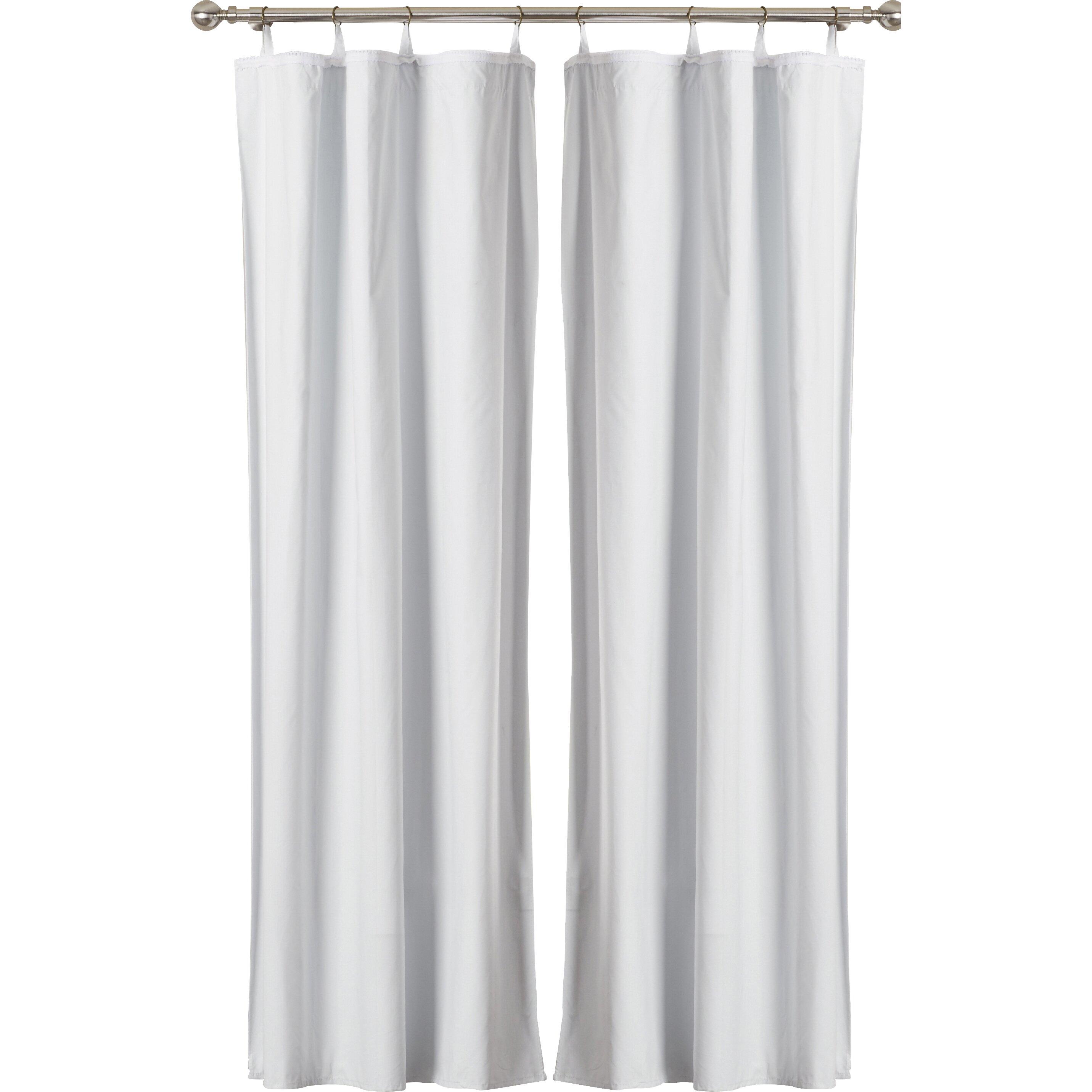 Alcott Hill Dorset Panel Curtain Liner Reviews Birch Lane