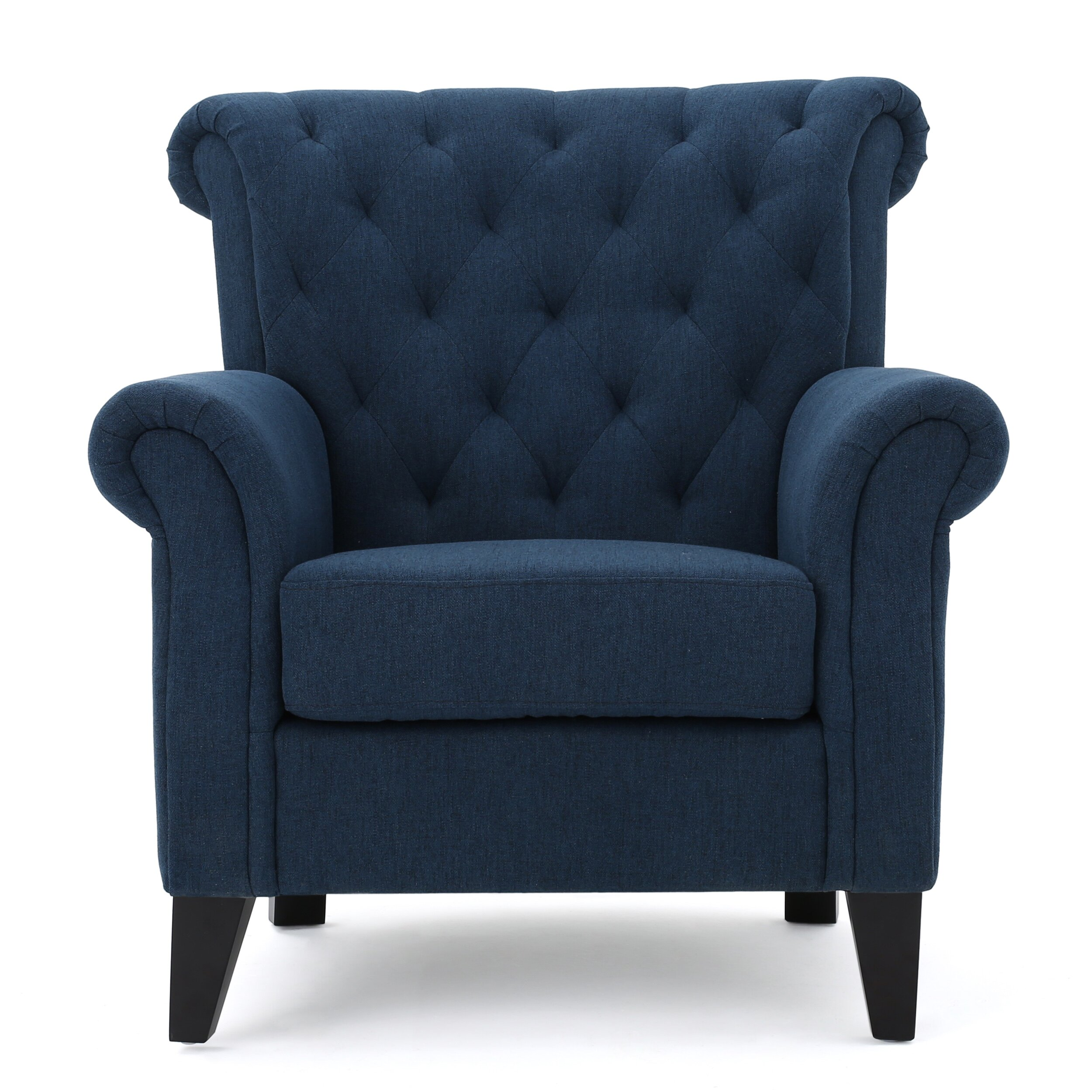 Alcott Hill Jaymee Tufted Upholstered Arm Chair Amp Reviews