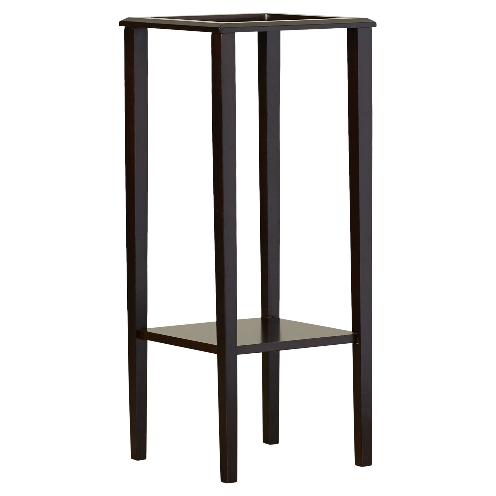 Charlton home joanie multi tiered plant stand reviews for Stand 2 b