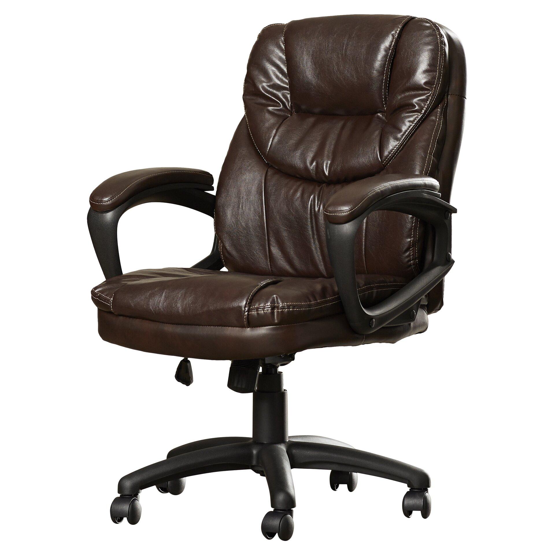 Charlton Home Musgrove Mid Back Desk Chair Amp Reviews Wayfair