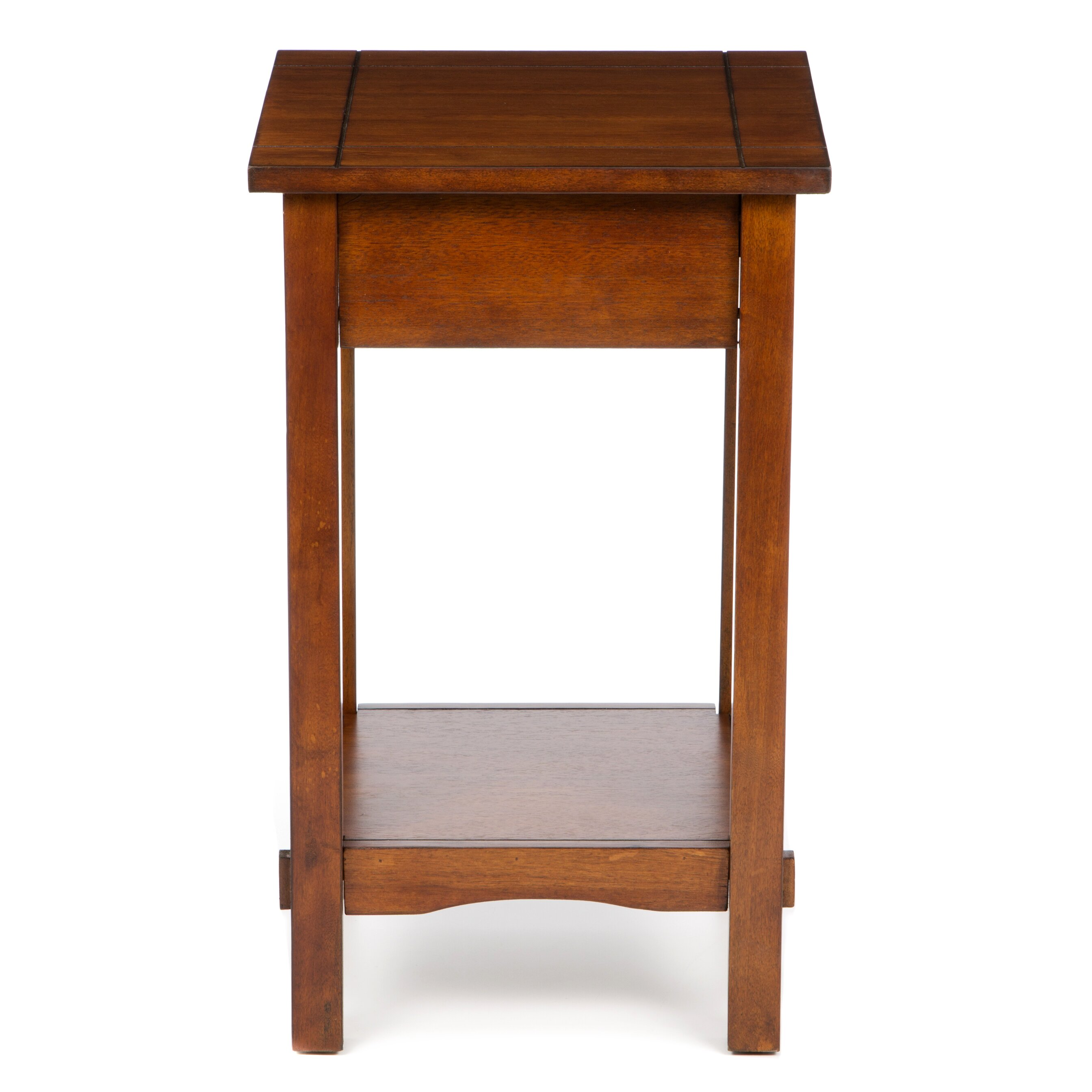 Charlton home oakcrest mission style end table reviews for Html table style