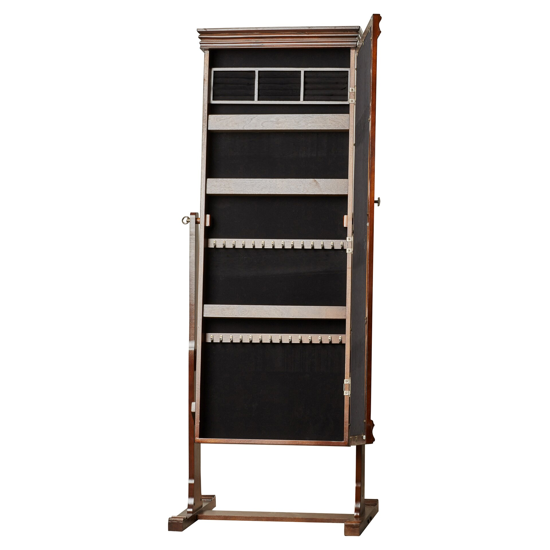 Cheval Mirror Jewelry Armoire Jcpenney Jewelry Armoire Best Jewelry Armoire Shop For And Buy