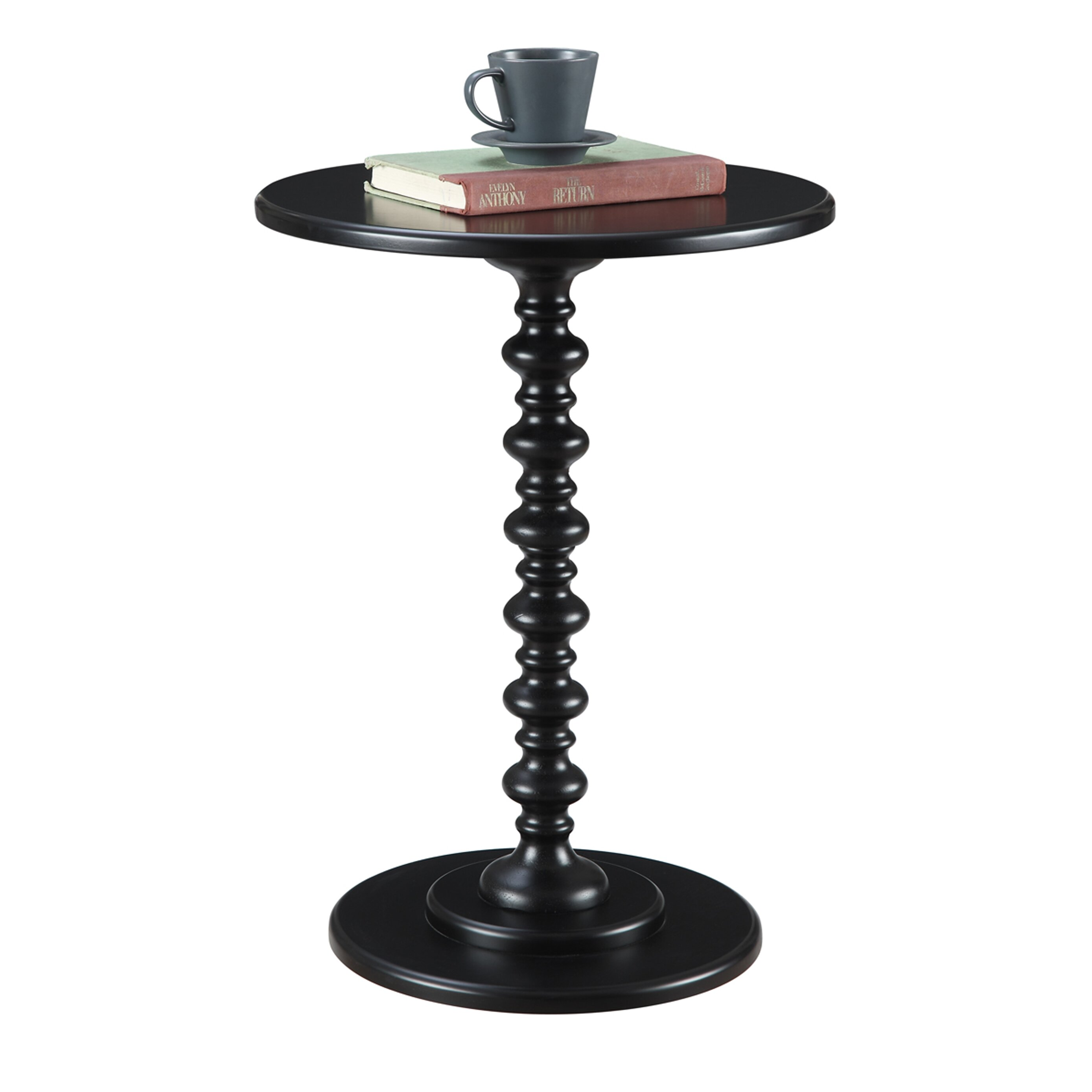 Round Chairside Table Round End Side Tables Youll Love Wayfair