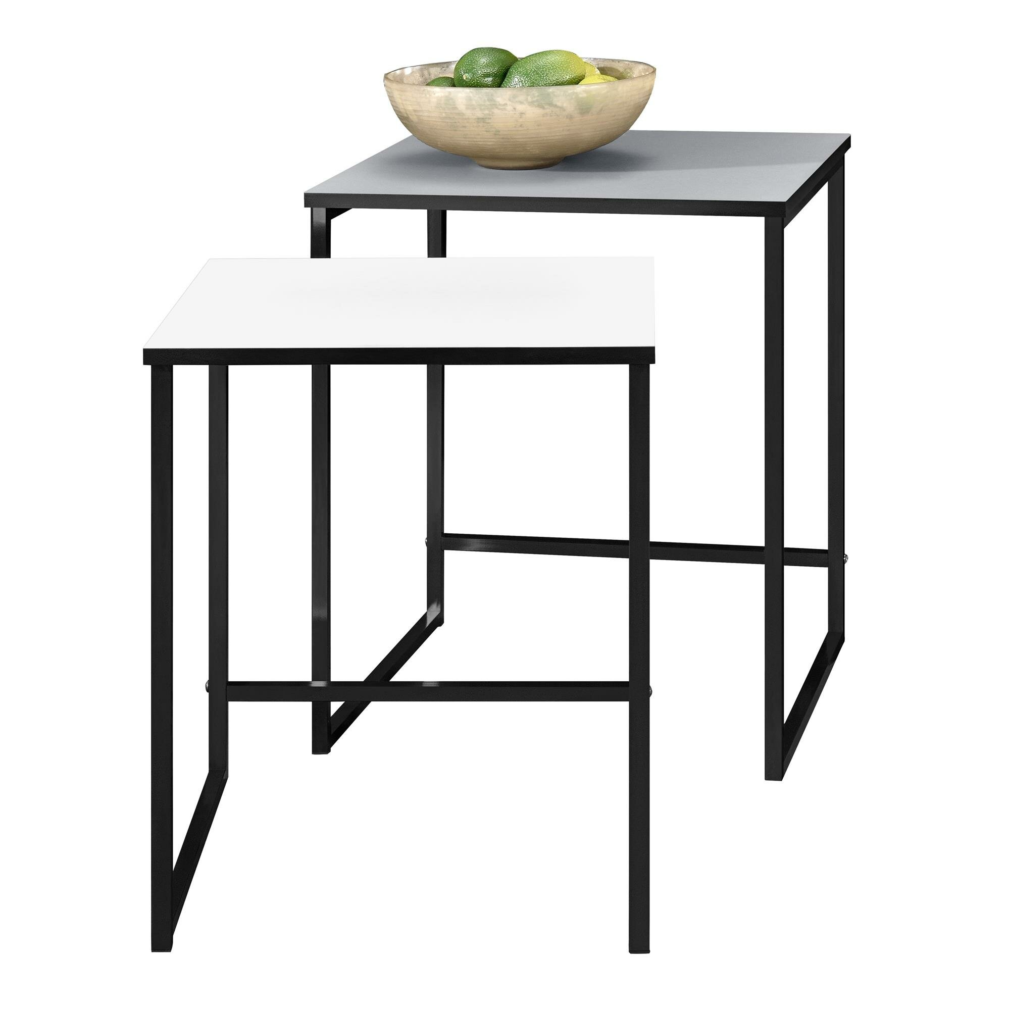 Varick Gallery Sousanna 2 Piece Nesting Tables Amp Reviews