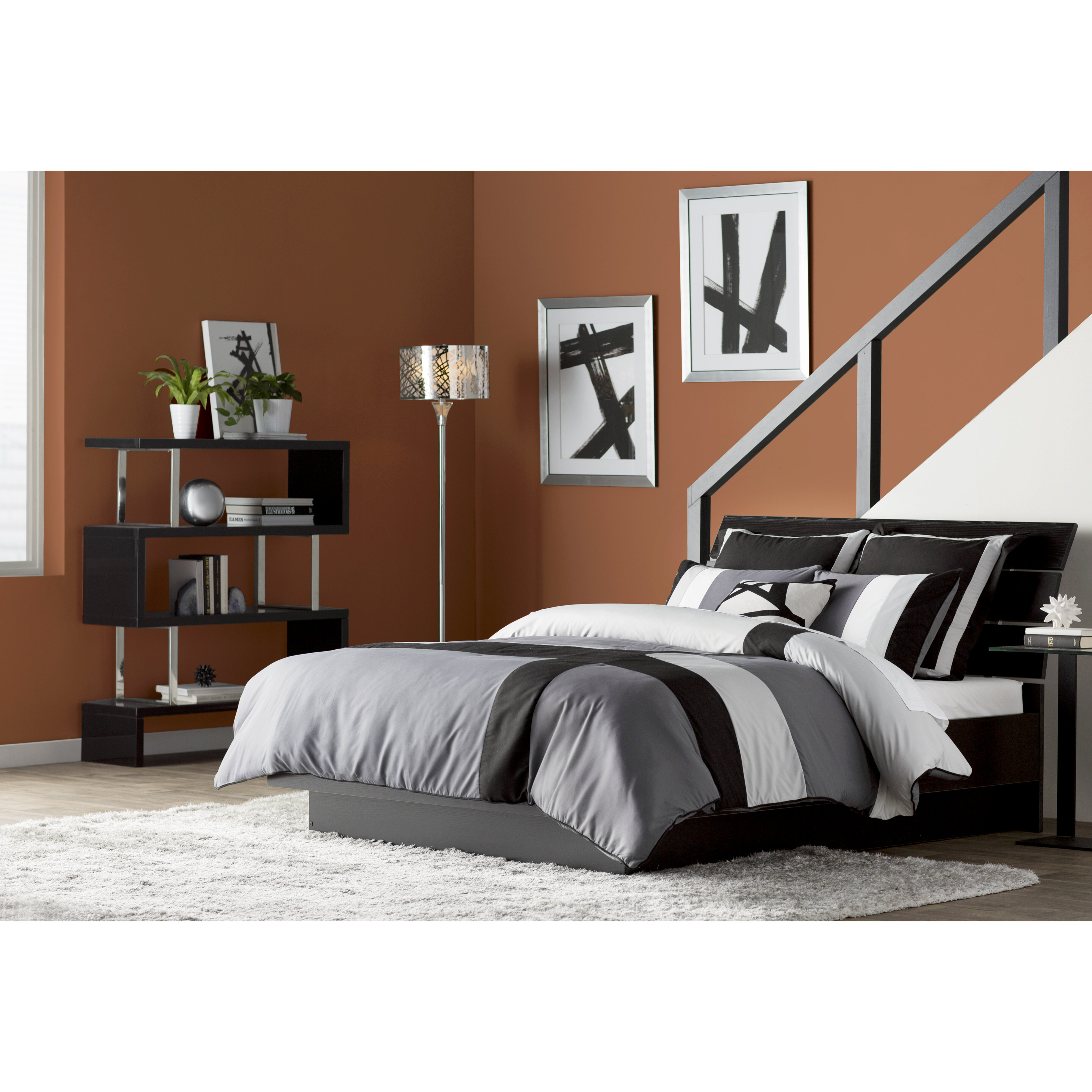 Lane Furniture Bedroom Varick Gallery West Oak Lane Platform Bed Reviews Wayfair