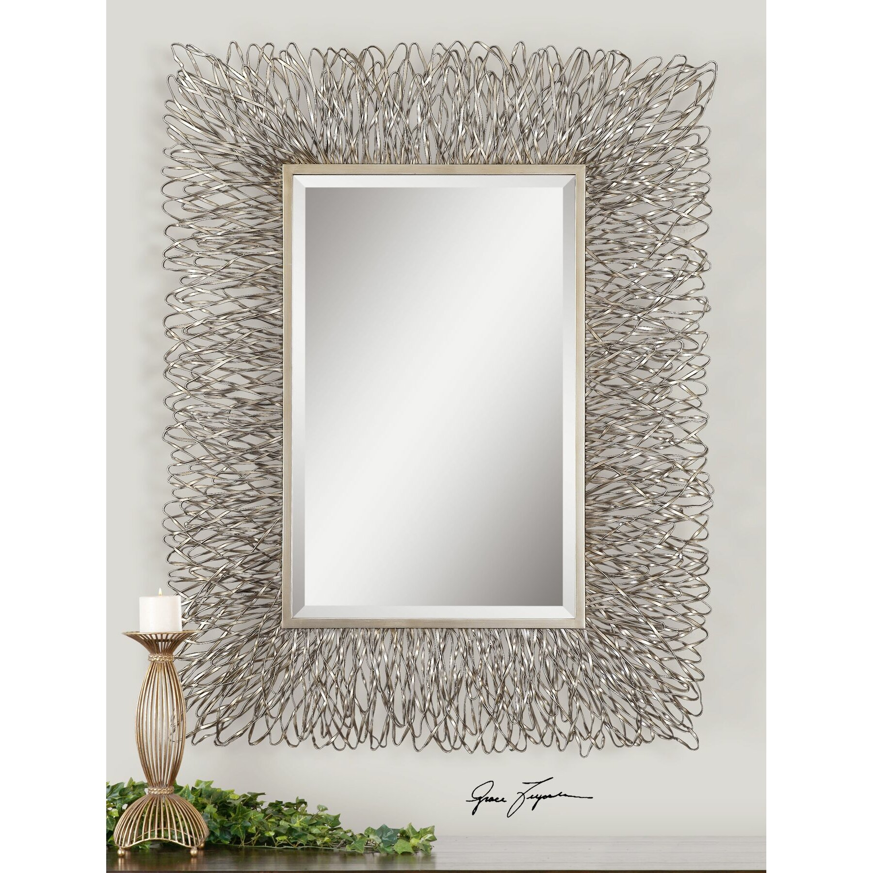 Wade Loganu0026reg; Decorative Wall Mirror