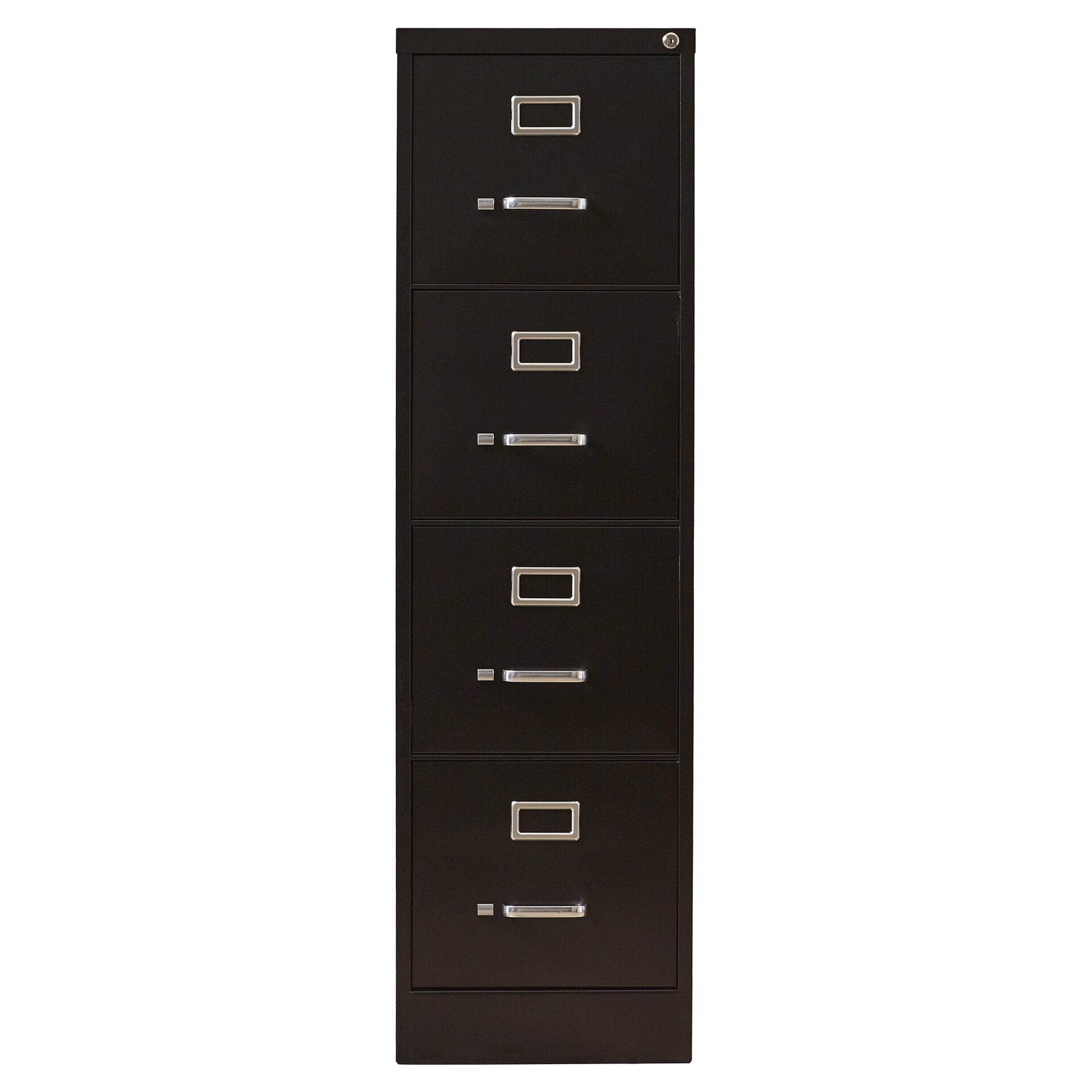 4 Drawer Letter Size File Cabinet Wade Logan Pierre 4 Drawer Commercial Letter Size Vertical Filing