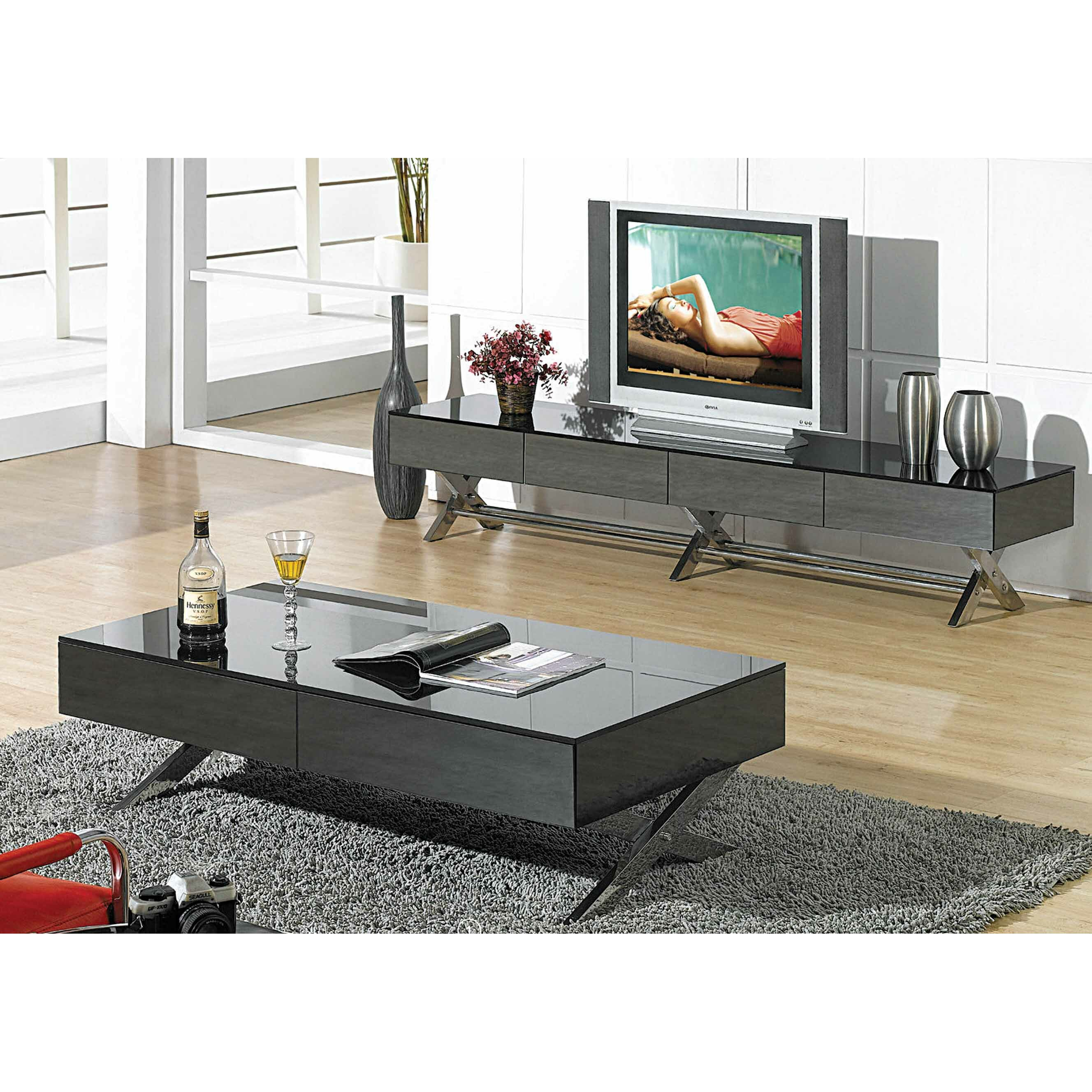 Places To Coffee Tables Modern Coffee Tables Allmodern