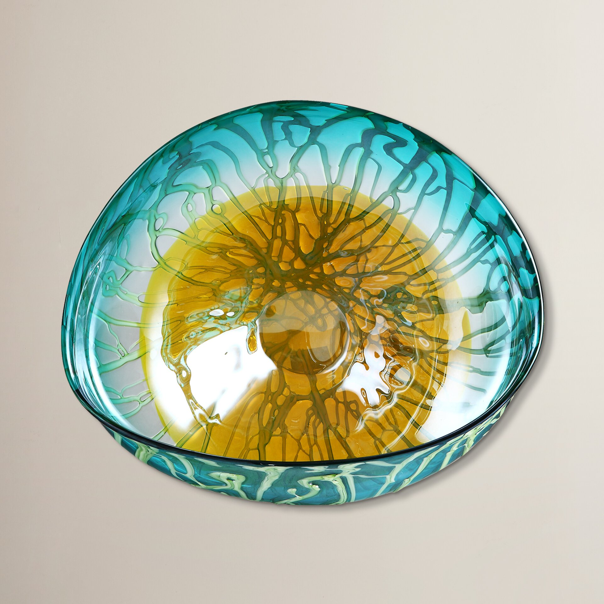 Contemporary Plate Wall Decor Motif - Art & Wall Decor - hecatalog.info