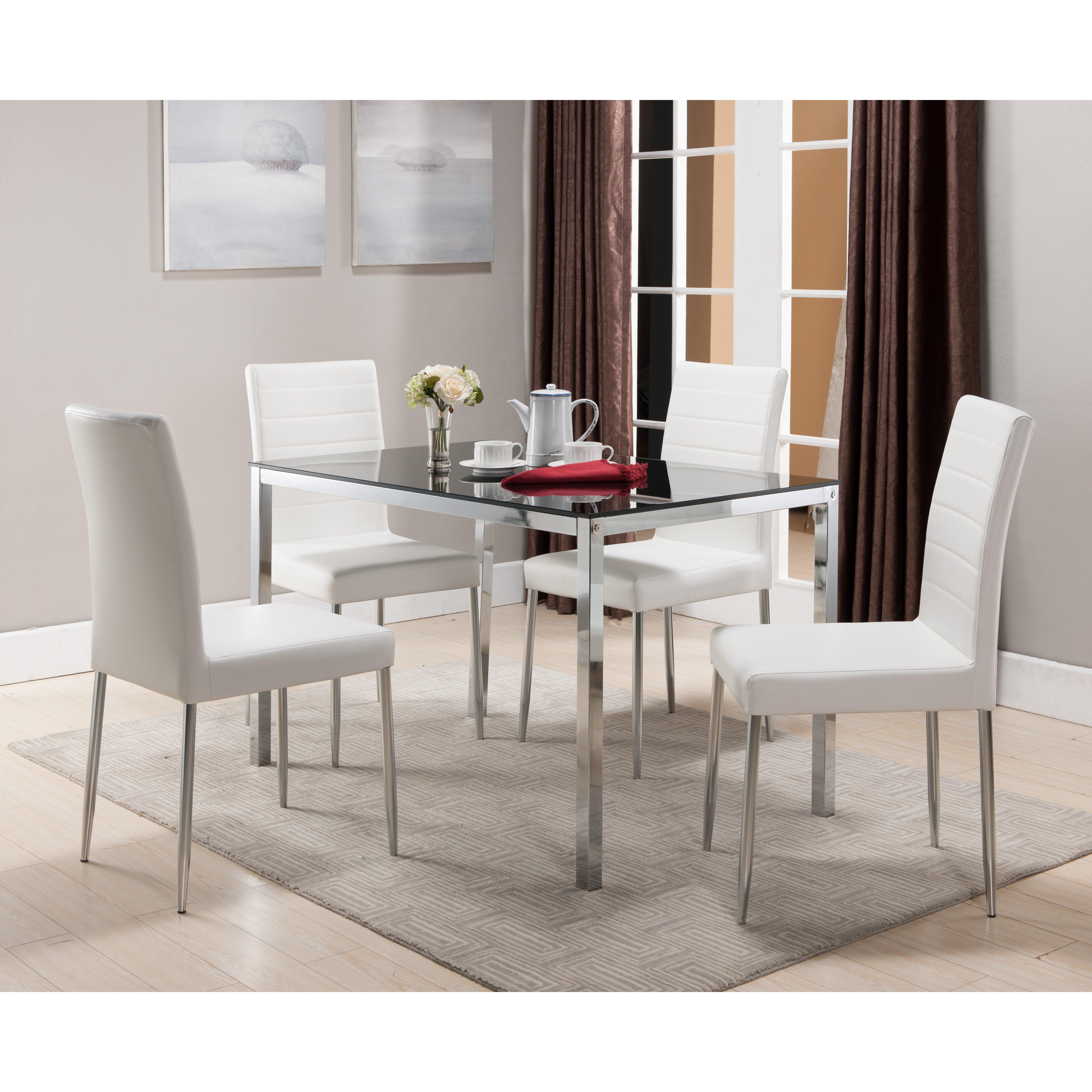 Rectangle Kitchen Table Wade Logan Allston Rectangle Dining Table Reviews Wayfair