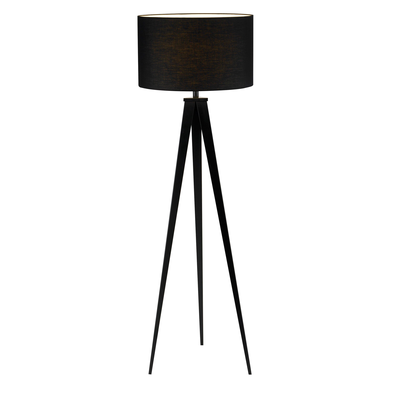 Modern Tripod Floor Lamp: ,Lighting