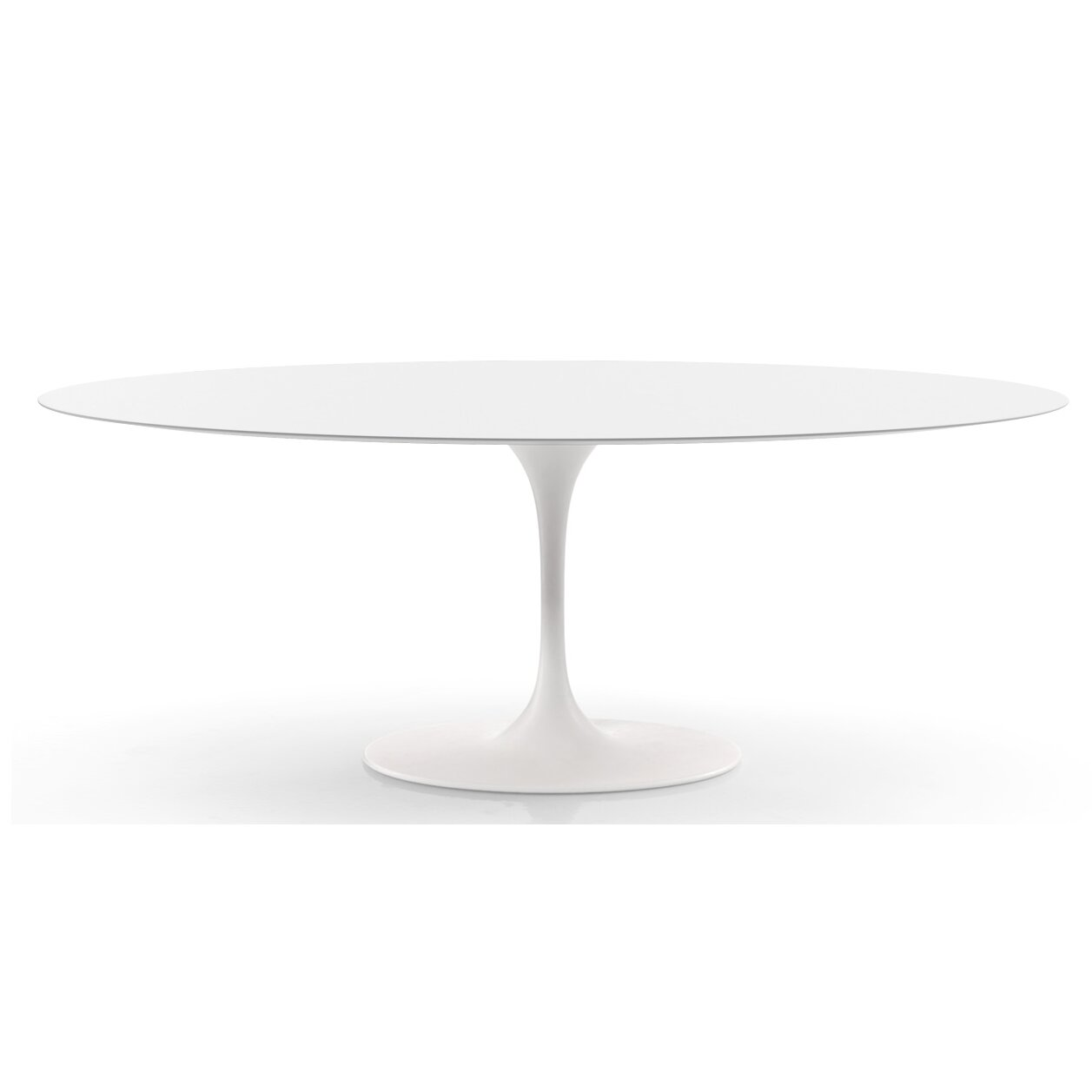 modern oval dining  kitchen tables  allmodern, Dining tables