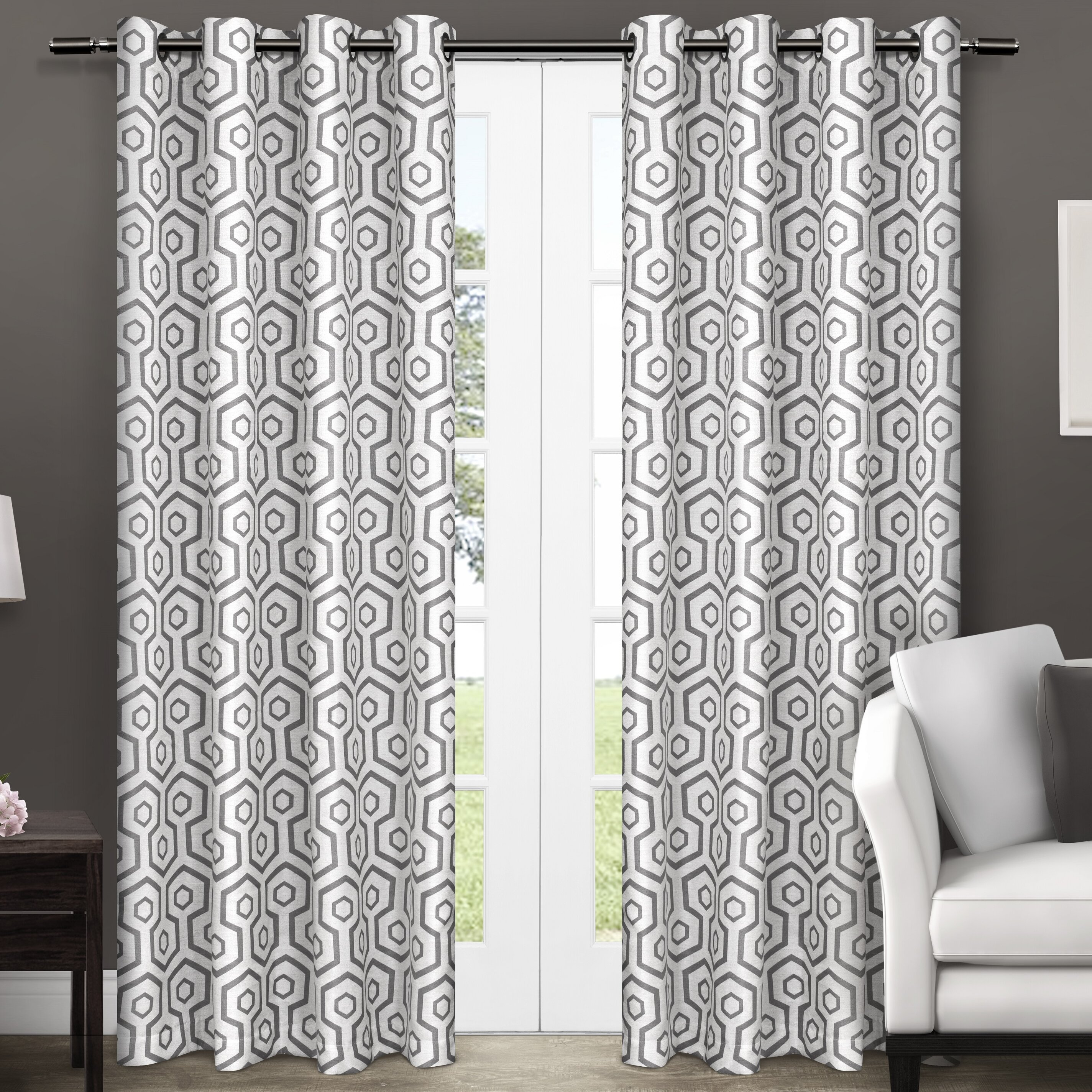 corrigan studio maisie blackout thermal curtain panels reviews
