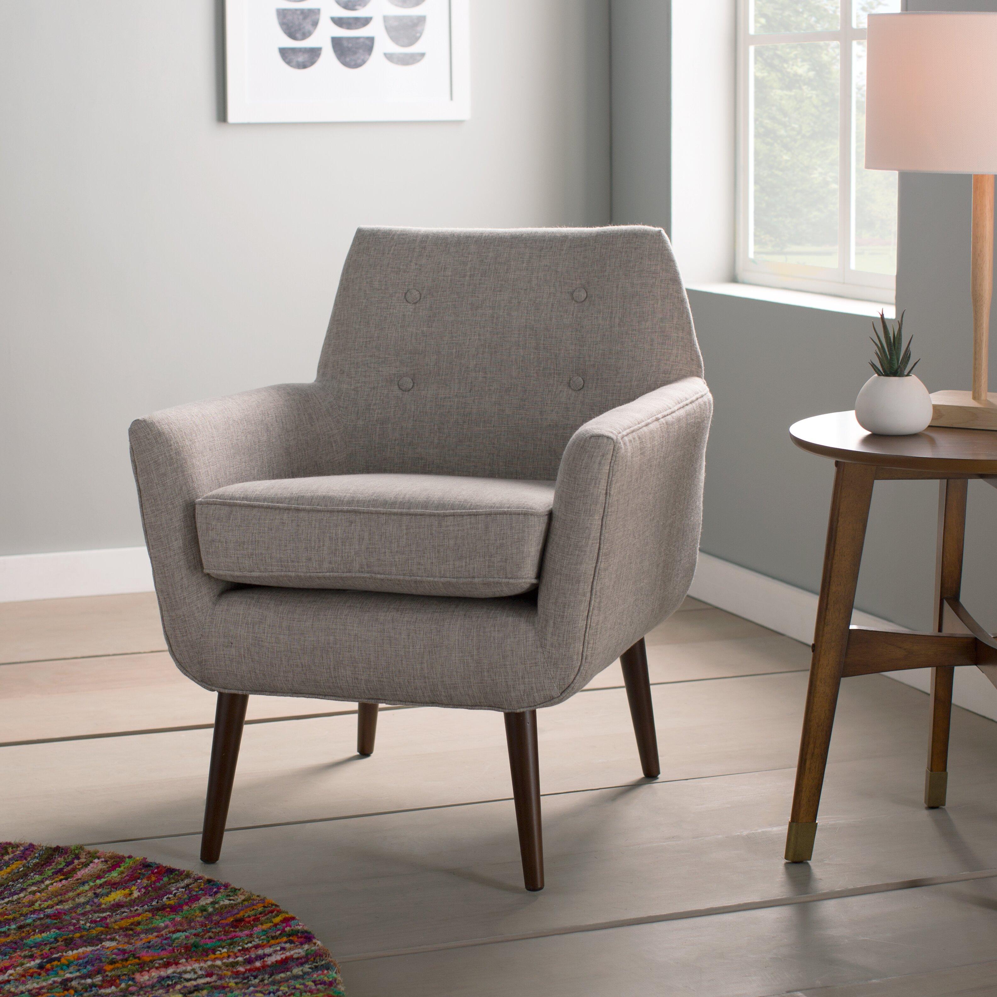 Living Room Arm Chairs Corrigan Studio Kalman Arm Chair Reviews Wayfair