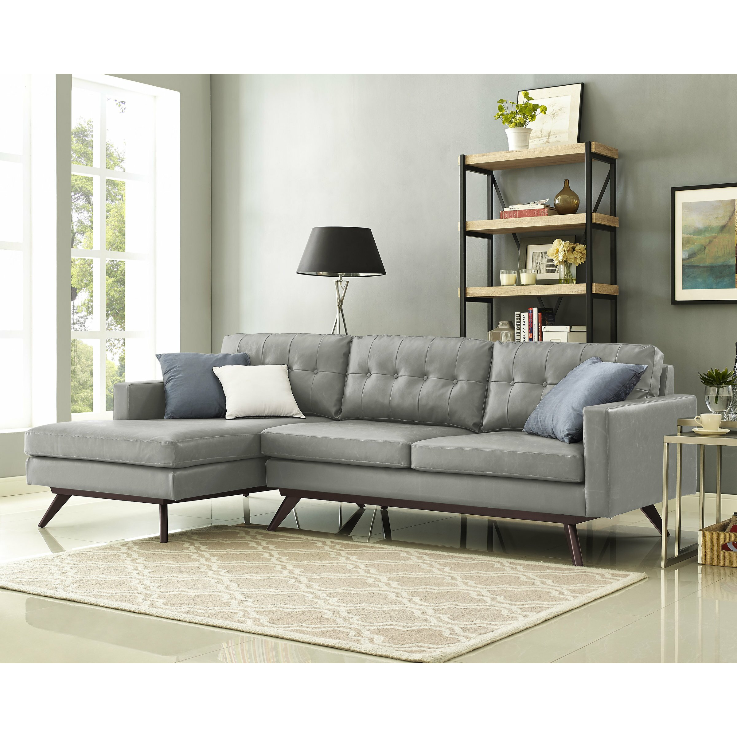 Langley Street Rochester Sectional Reviews