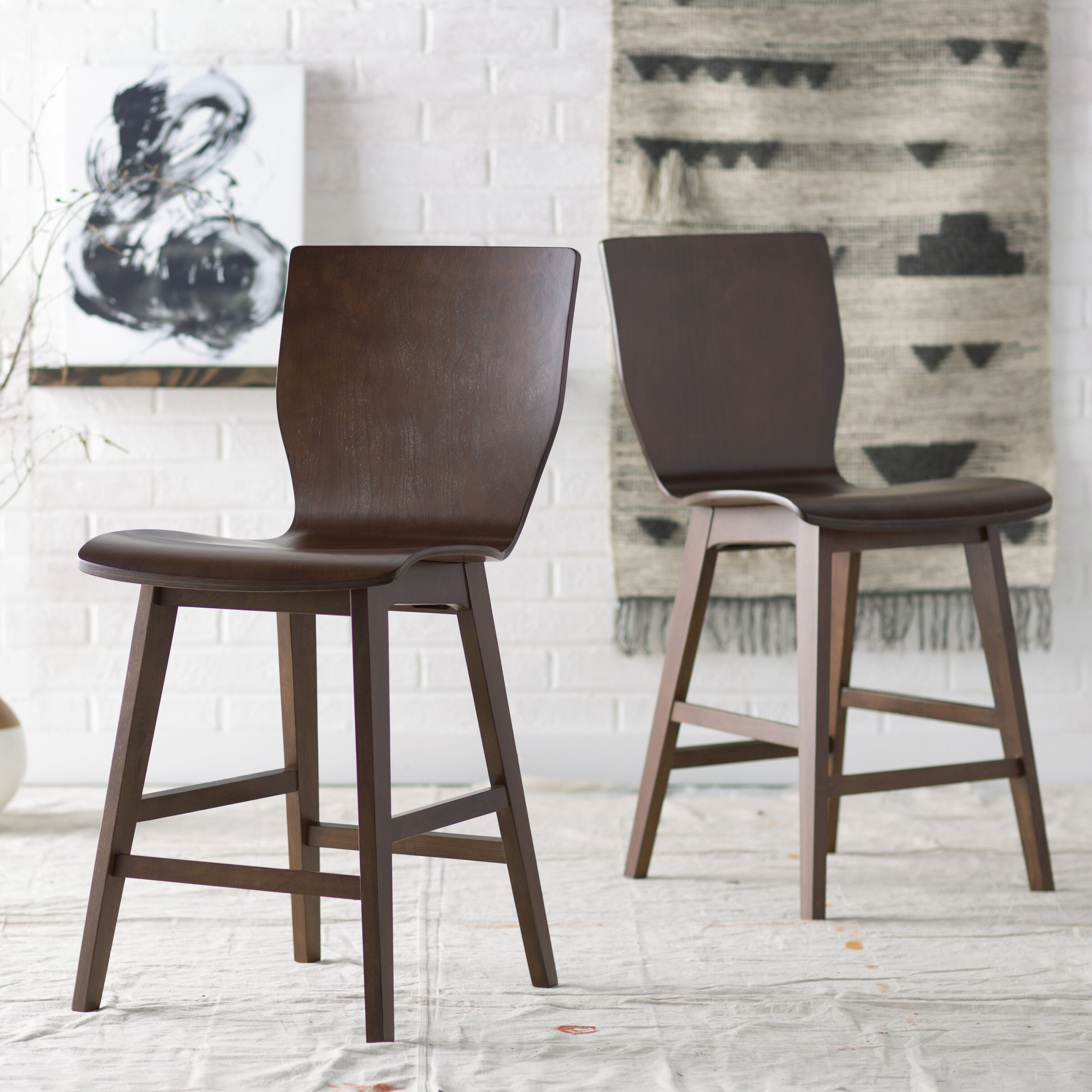 Anders 25 Quot Bar Stool Amp Reviews Allmodern