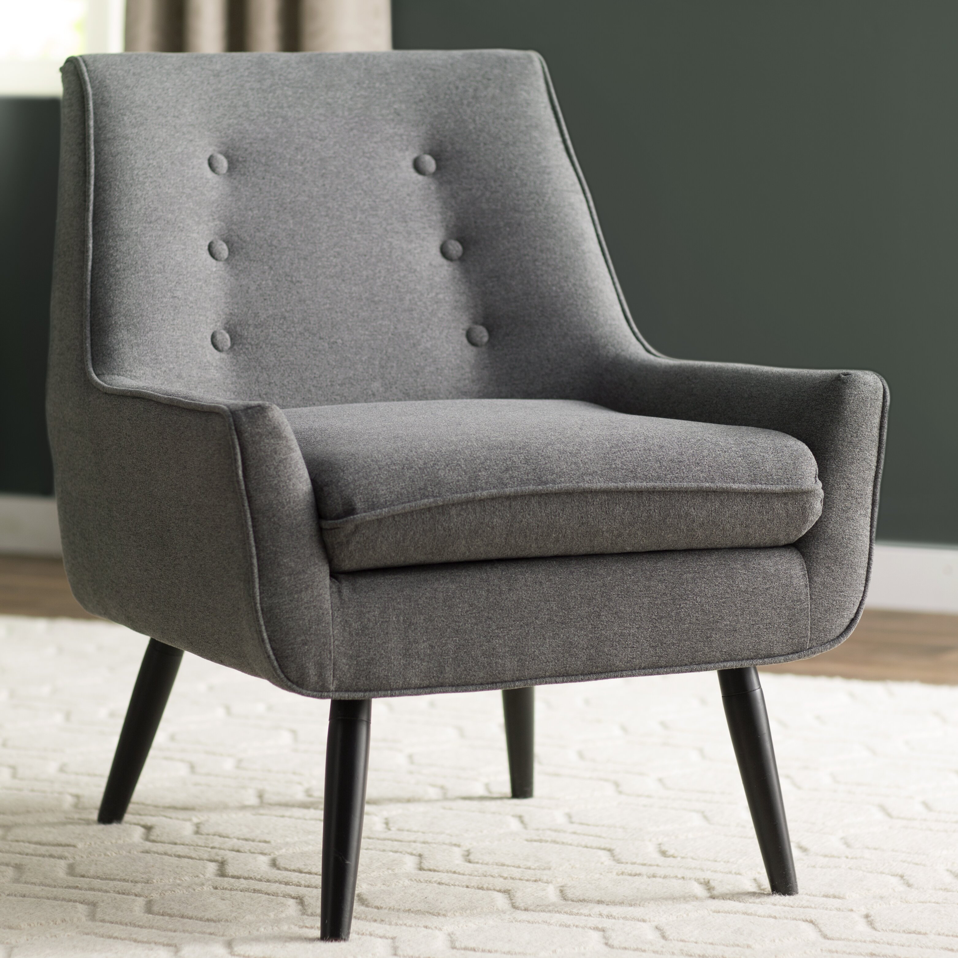 Langley Street Eytel Arm Chair & Reviews   Wayfair