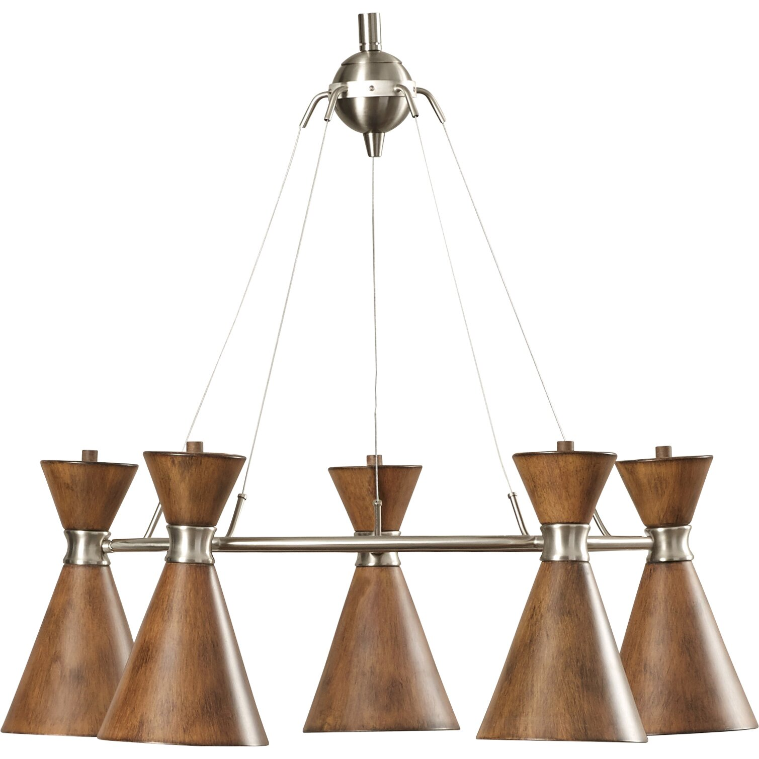 Ibsen 5Light Shaded Chandelier Reviews – Chandelier Ridgeland Ms