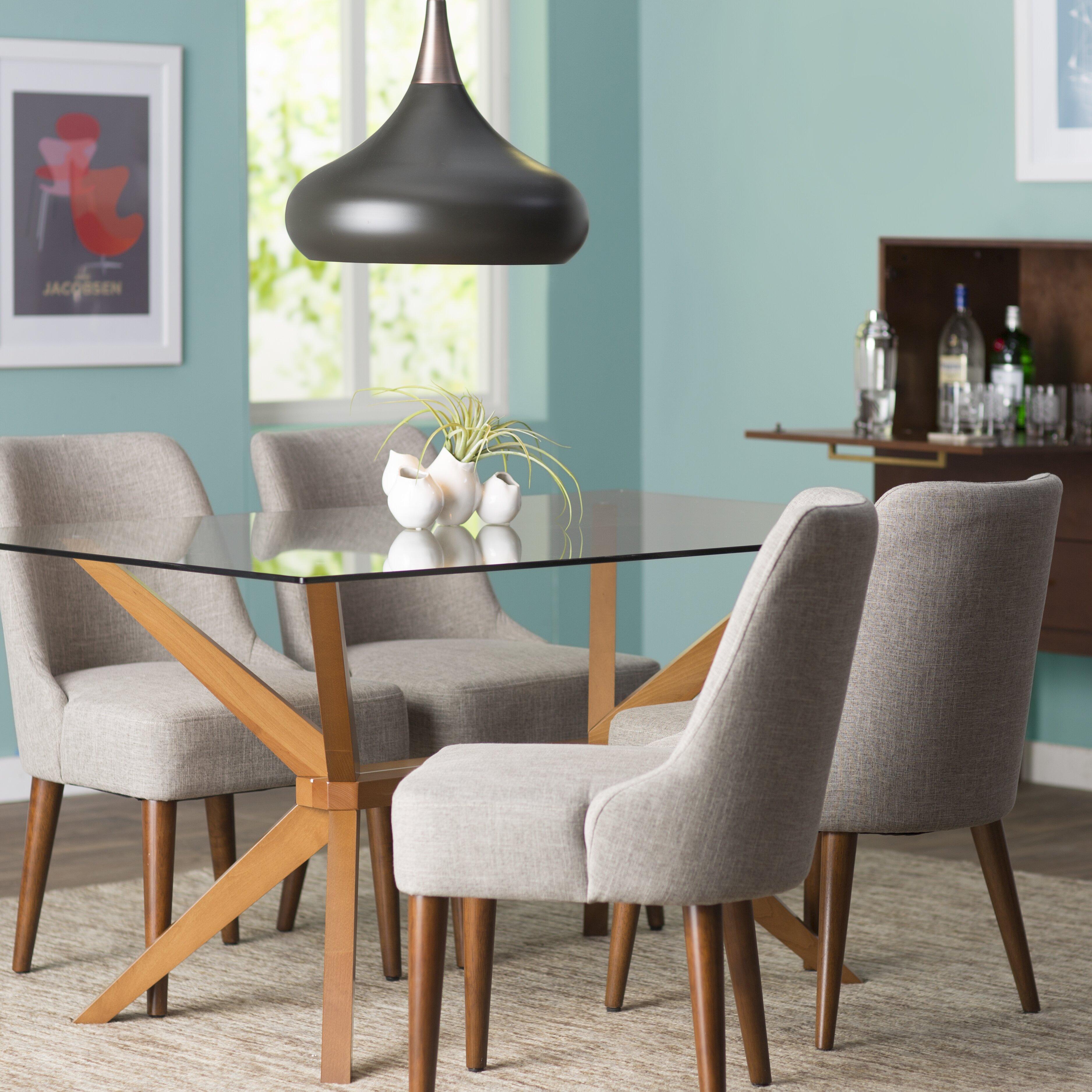 Side Chairs Living Room Hemet Side Chair Reviews Allmodern