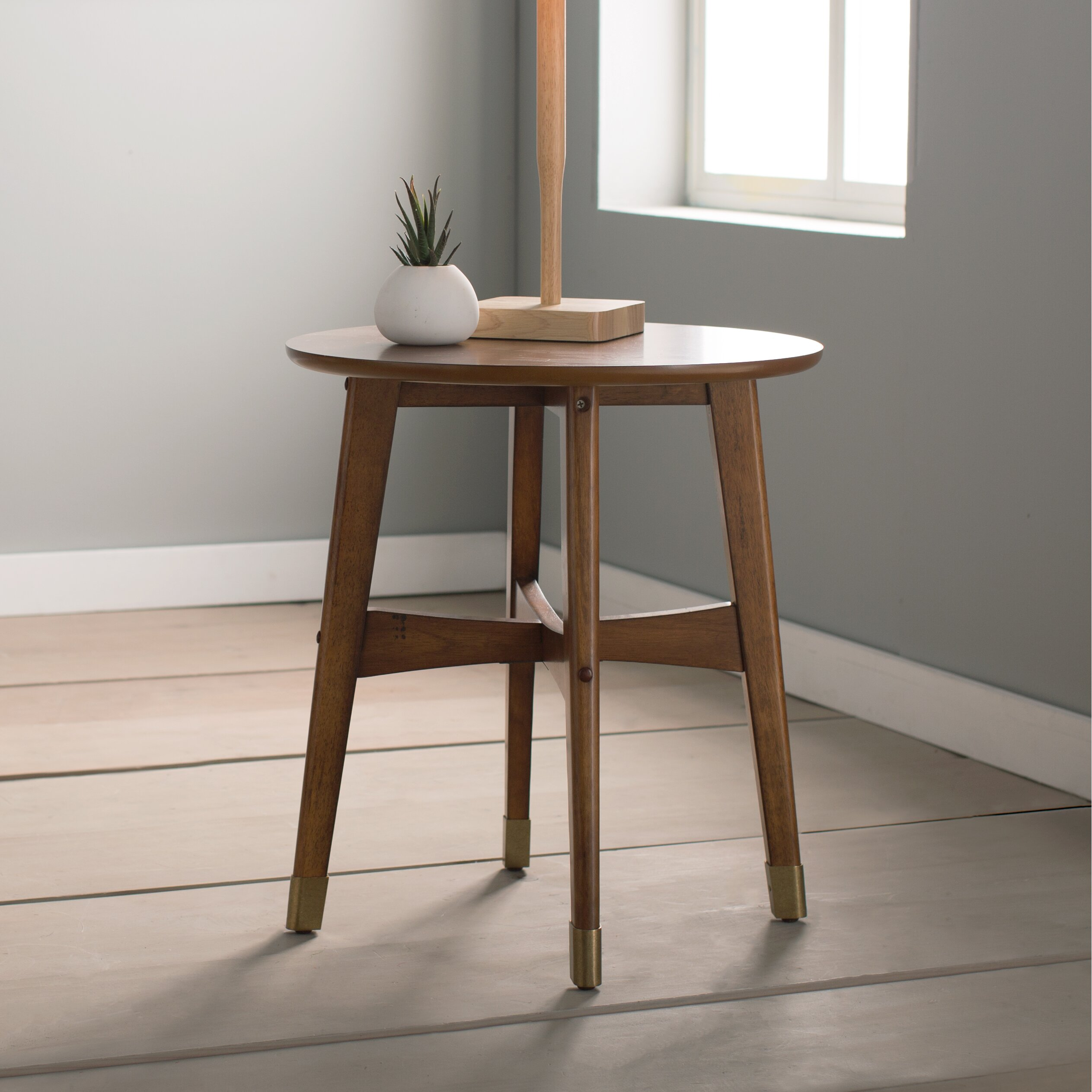 Coffee End Tables Langley Street Rosarito End Table Reviews Wayfair