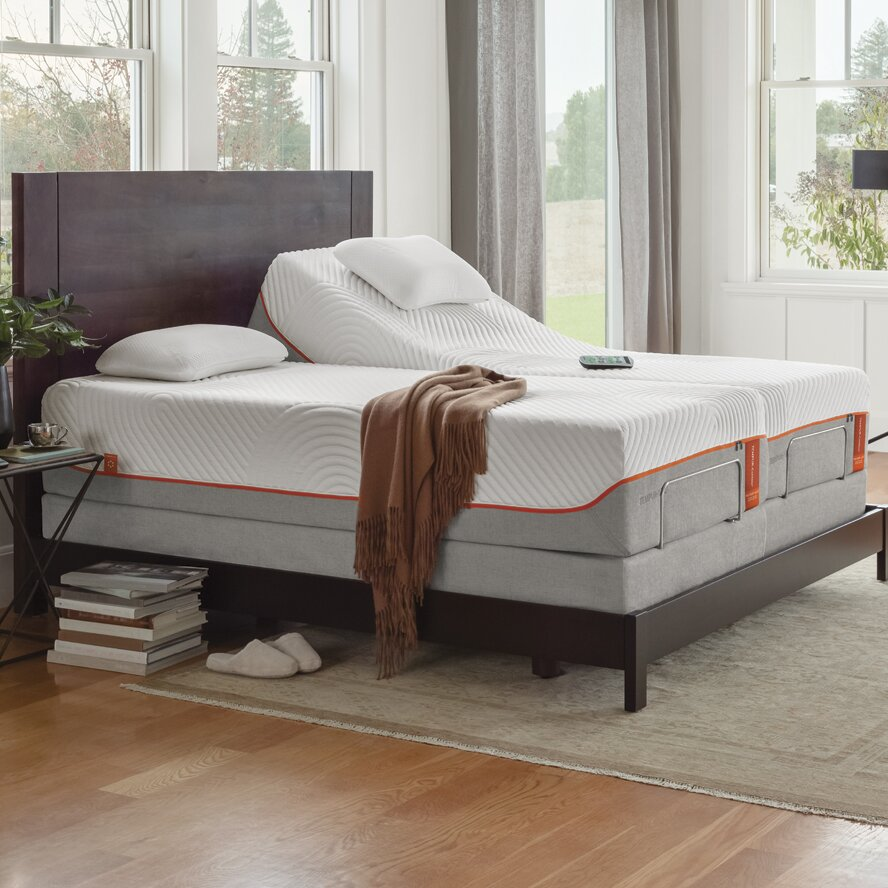 tempur pedic tempur ergo adjustable bed