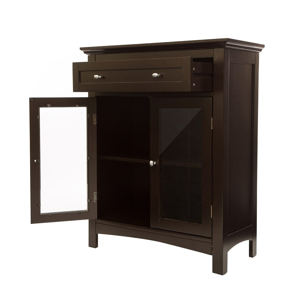 Homestyle Furniture Kitchener Glitzhome Wooden Free Standing Storage Cabinet Reviews Wayfair
