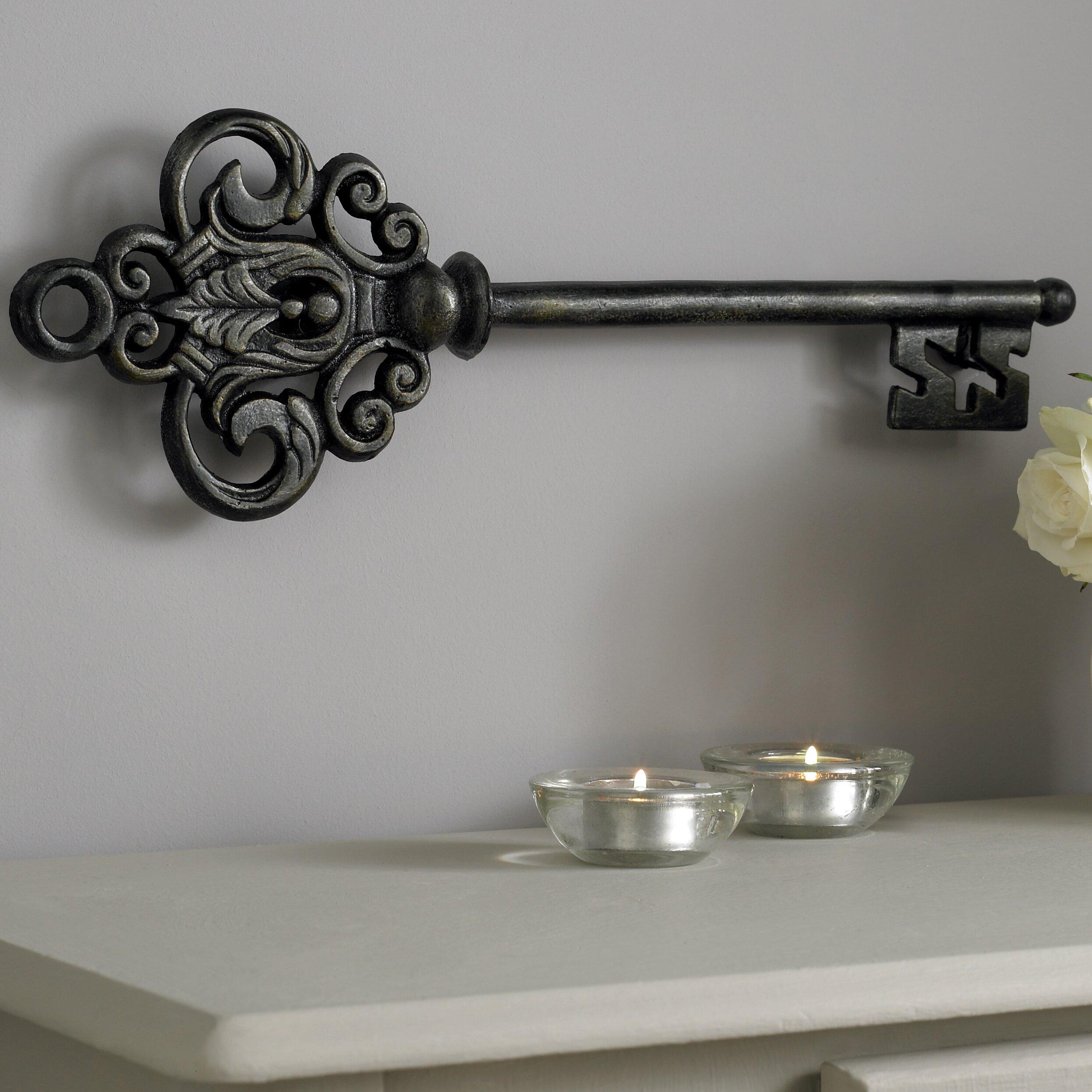Well-liked Key Wall Decor | Wall Plate Design Ideas GD79