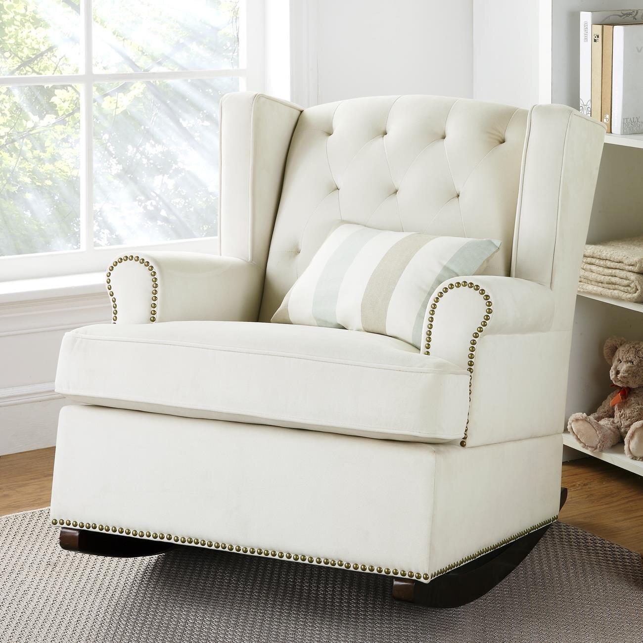 lark manor ostro adult rocking chair