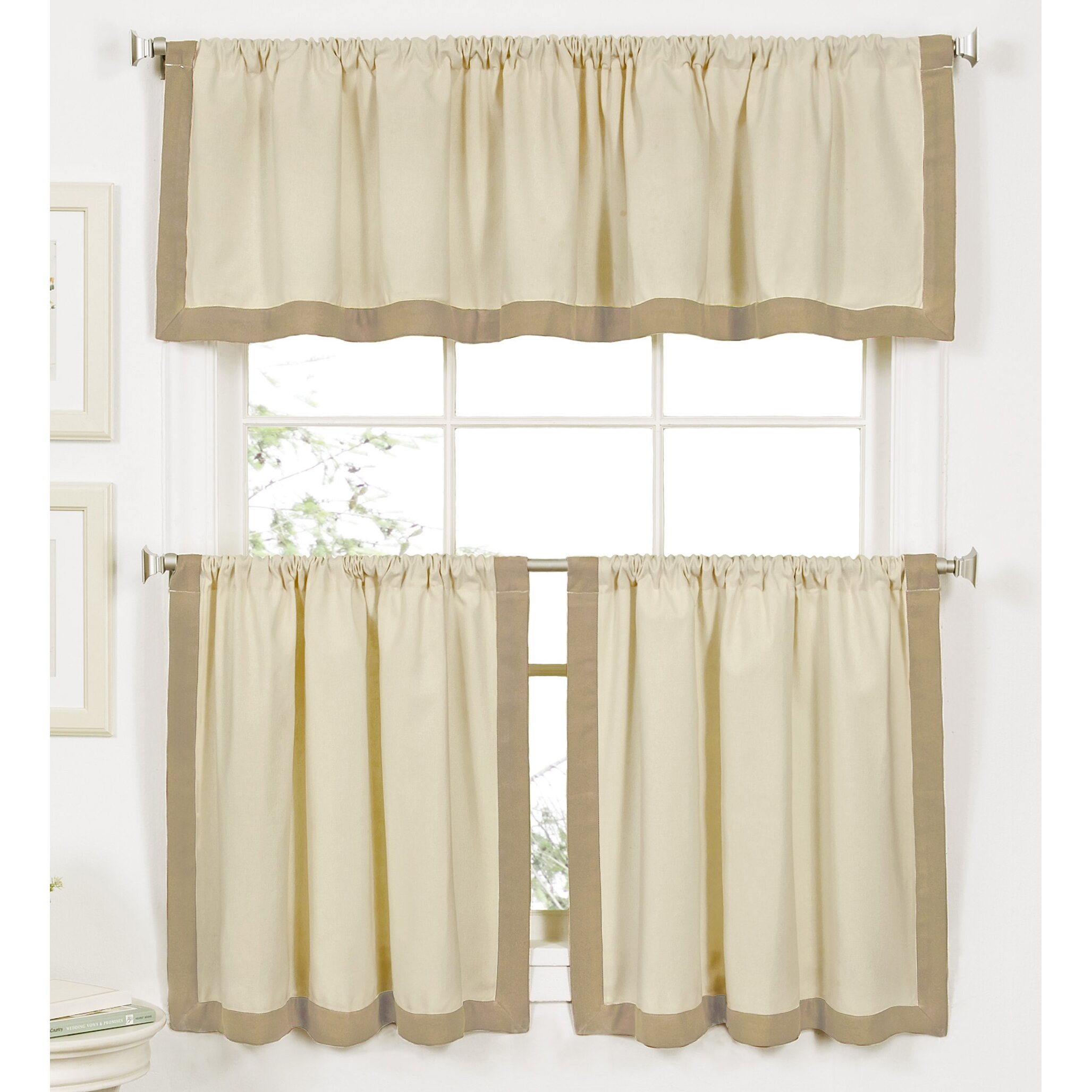 Kitchen Curtains And Window Treatments Macy S