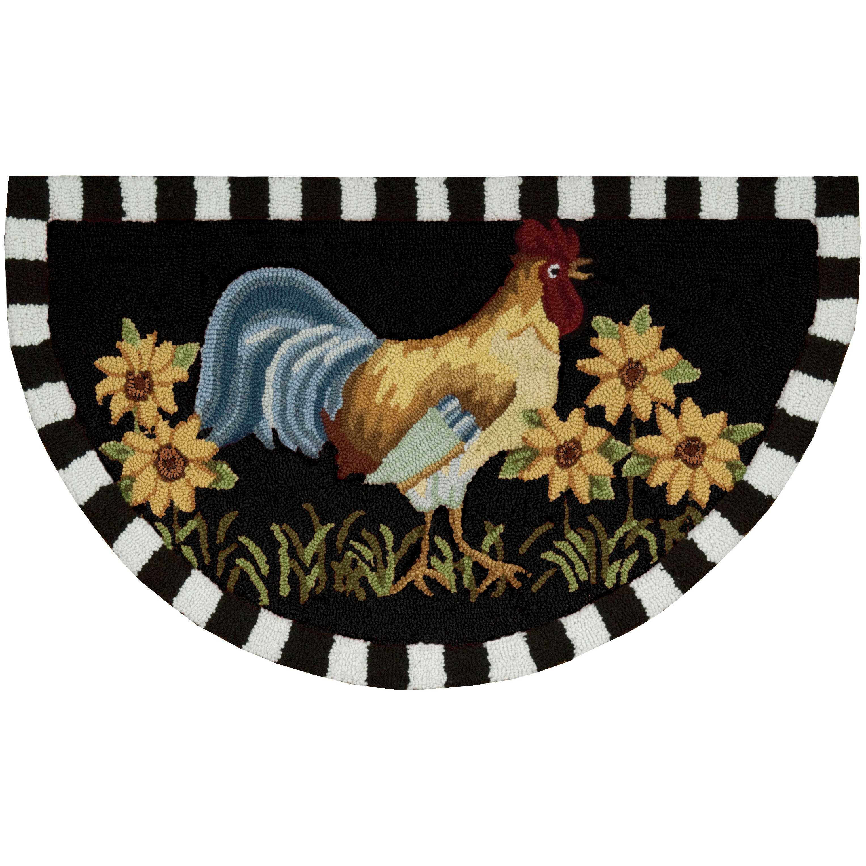 Rug Rooster