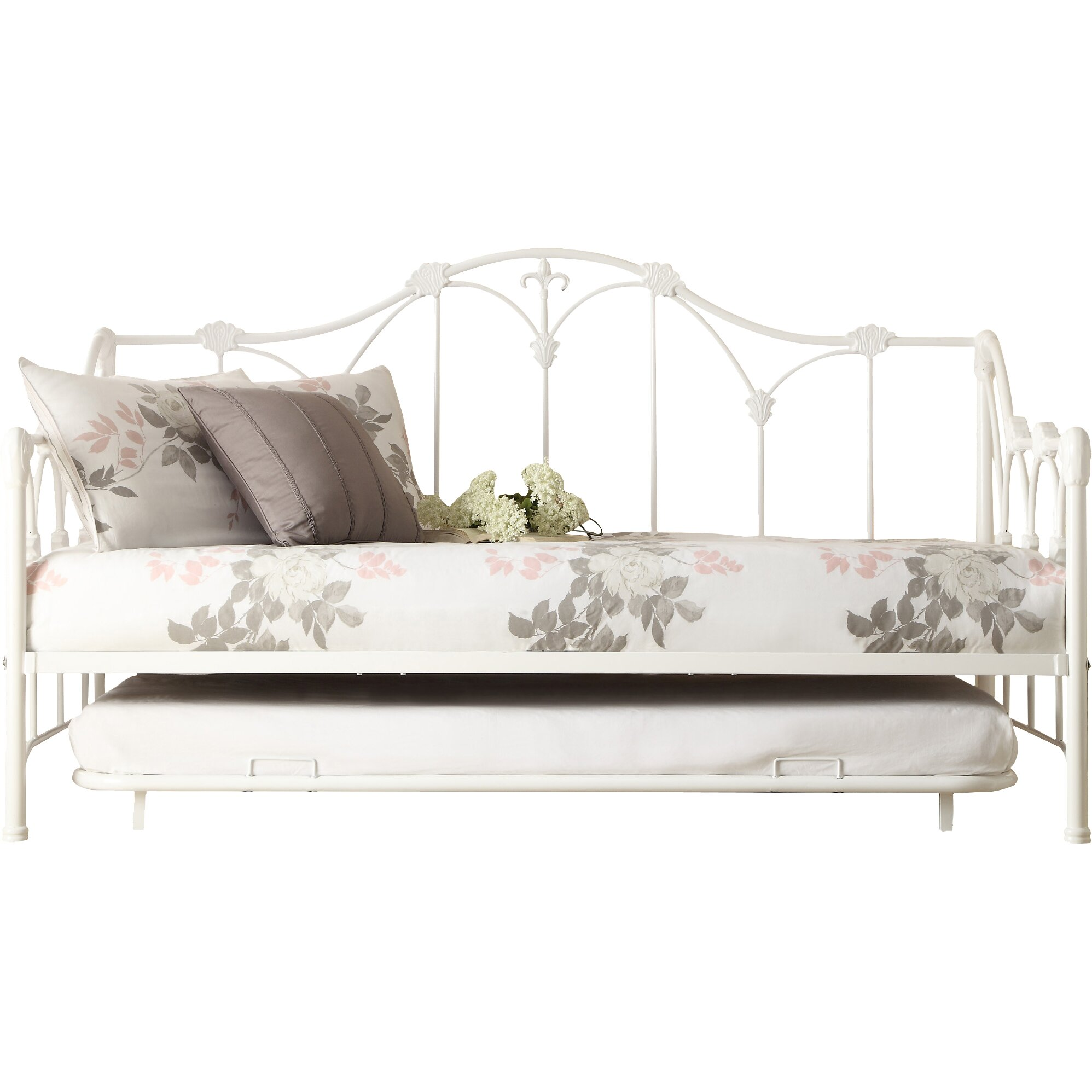 One Allium Way Ara Daybed With Trundle Amp Reviews