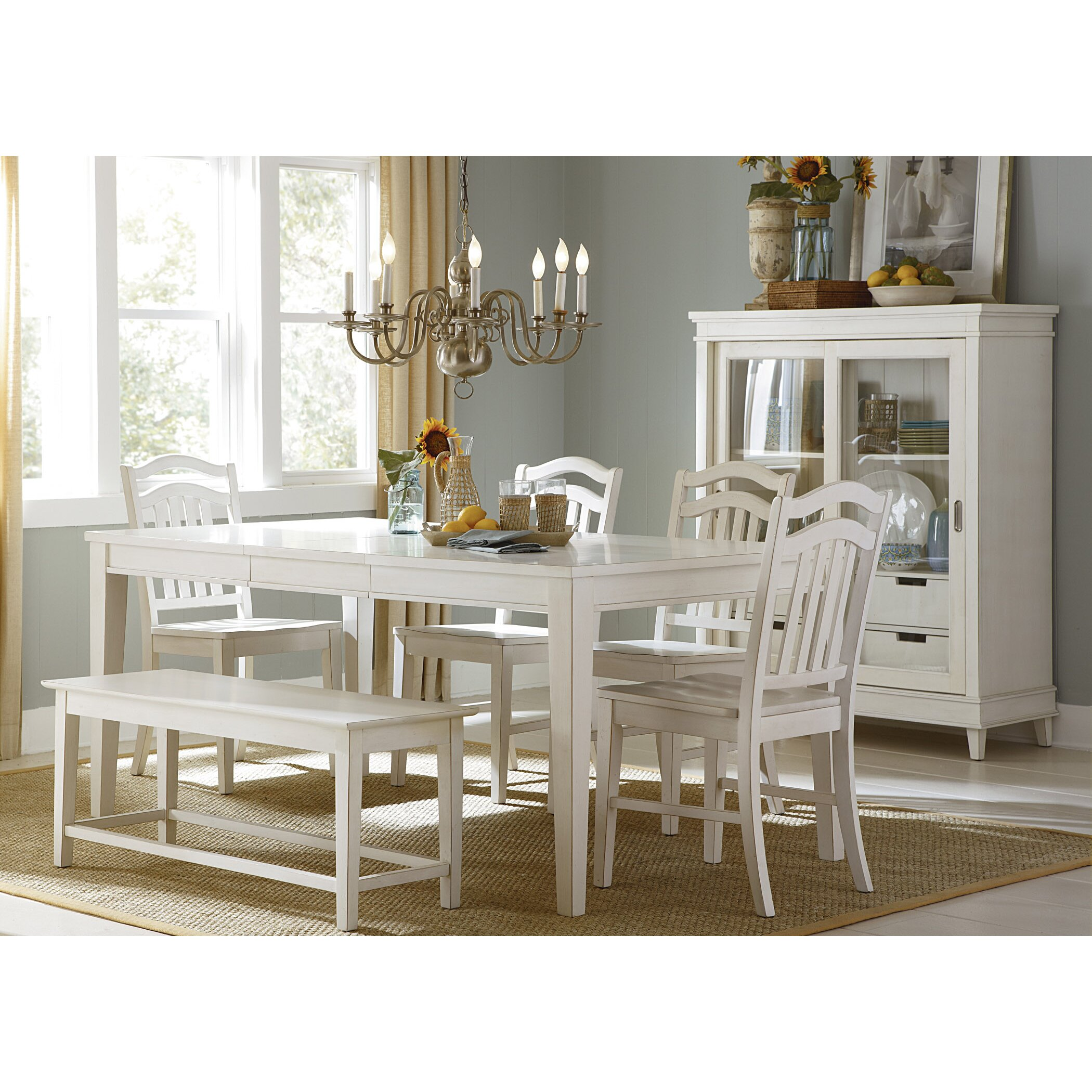 Bobs Furniture Kitchen Sets White Kitchen Dining Room Sets Youll Love Wayfair